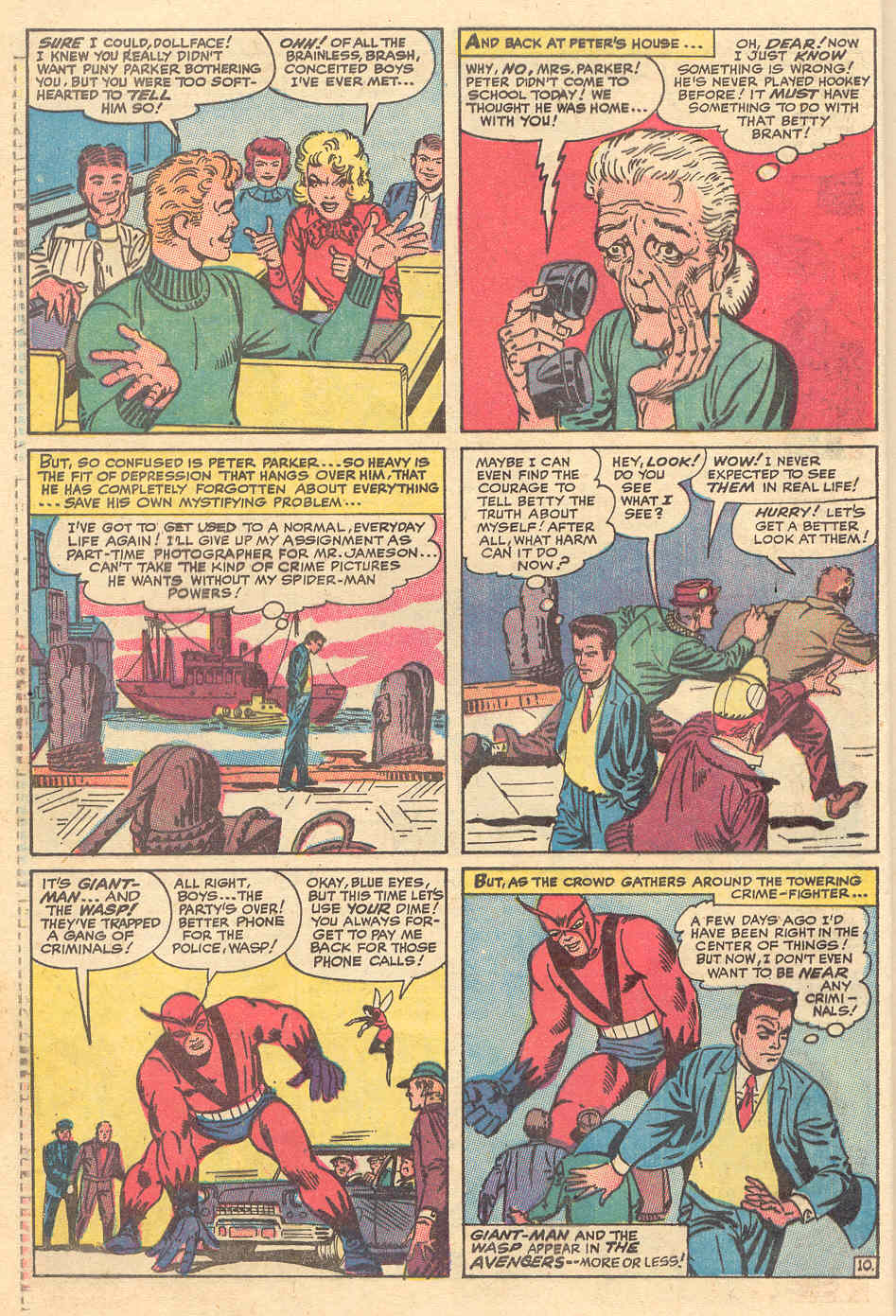 The Amazing Spider-Man (1963) _Annual_6 Page 10