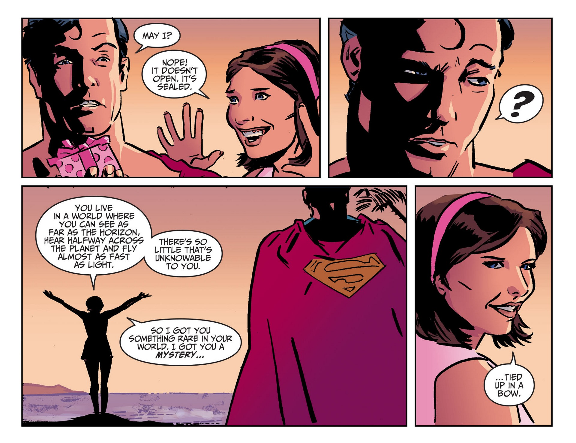 Read online Adventures of Superman [I] comic -  Issue #50 - 21