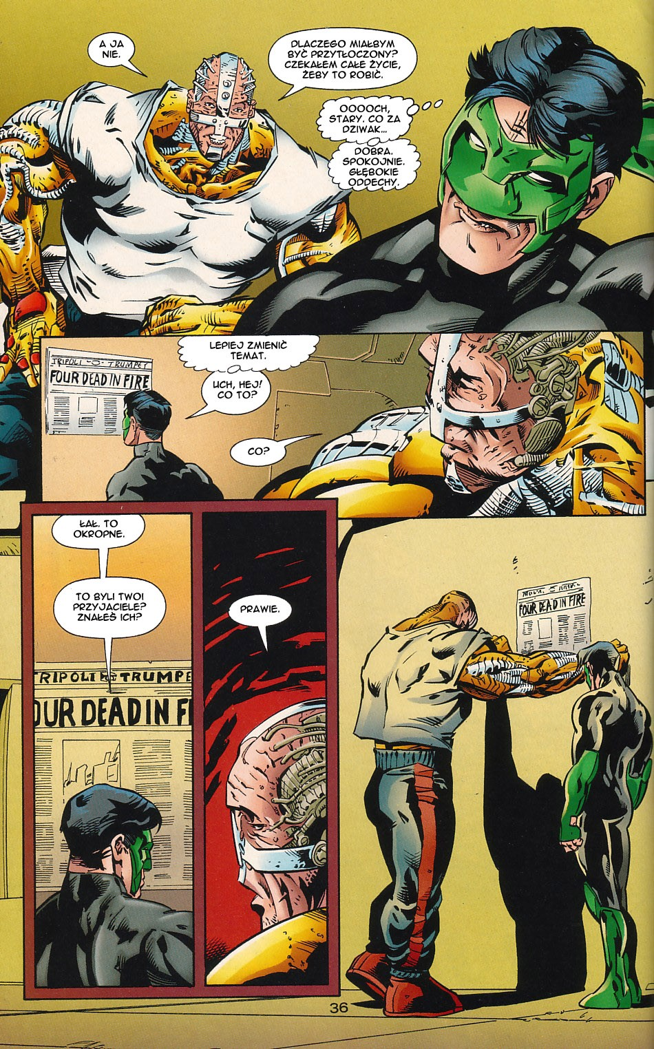 Read online JLA Superpower comic -  Issue # Full - 36
