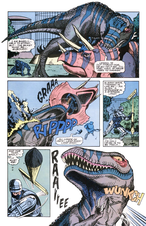 Read online Robocop (1990) comic -  Issue #7 - 22