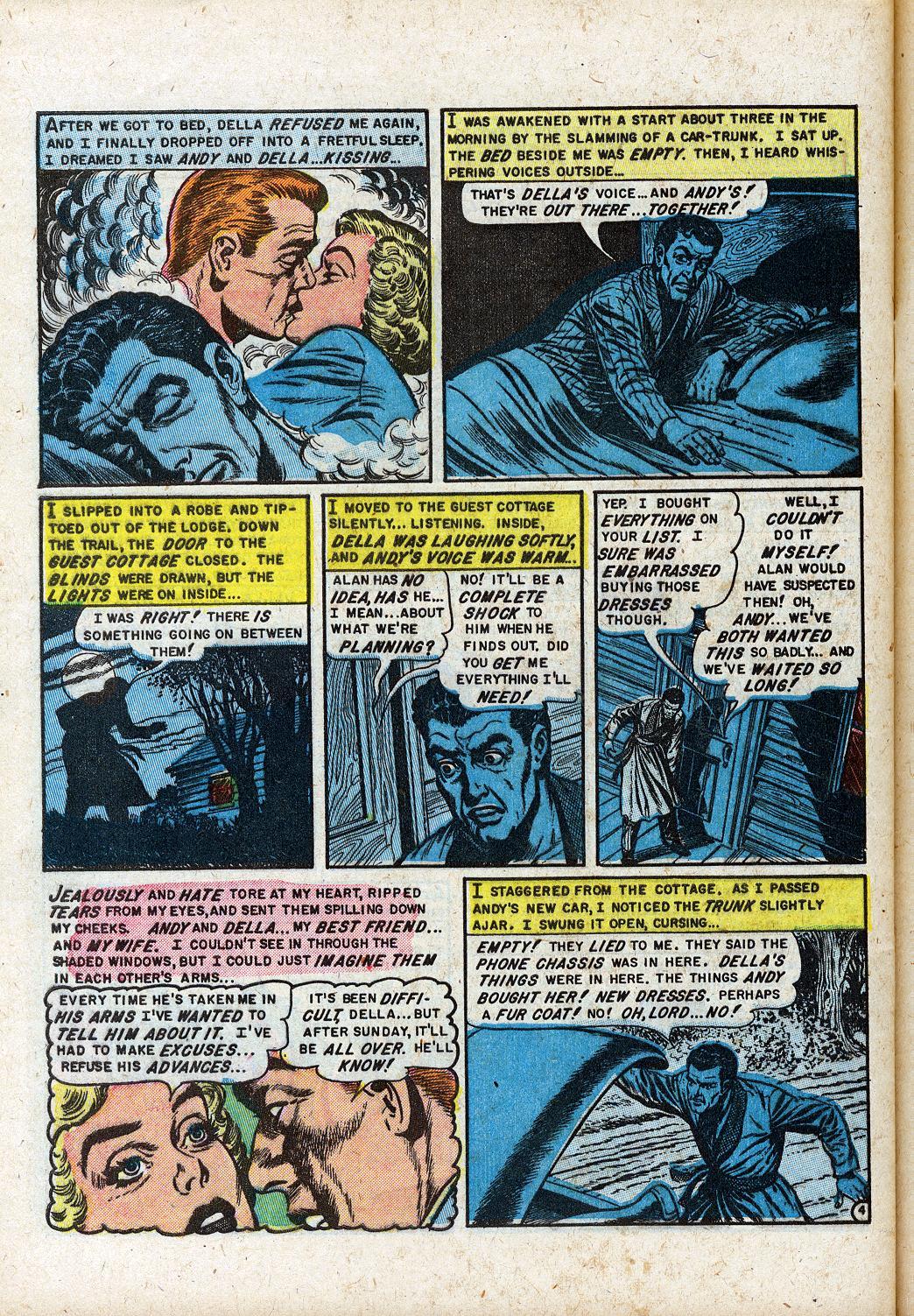 Read online Shock SuspenStories comic -  Issue #11 - 30