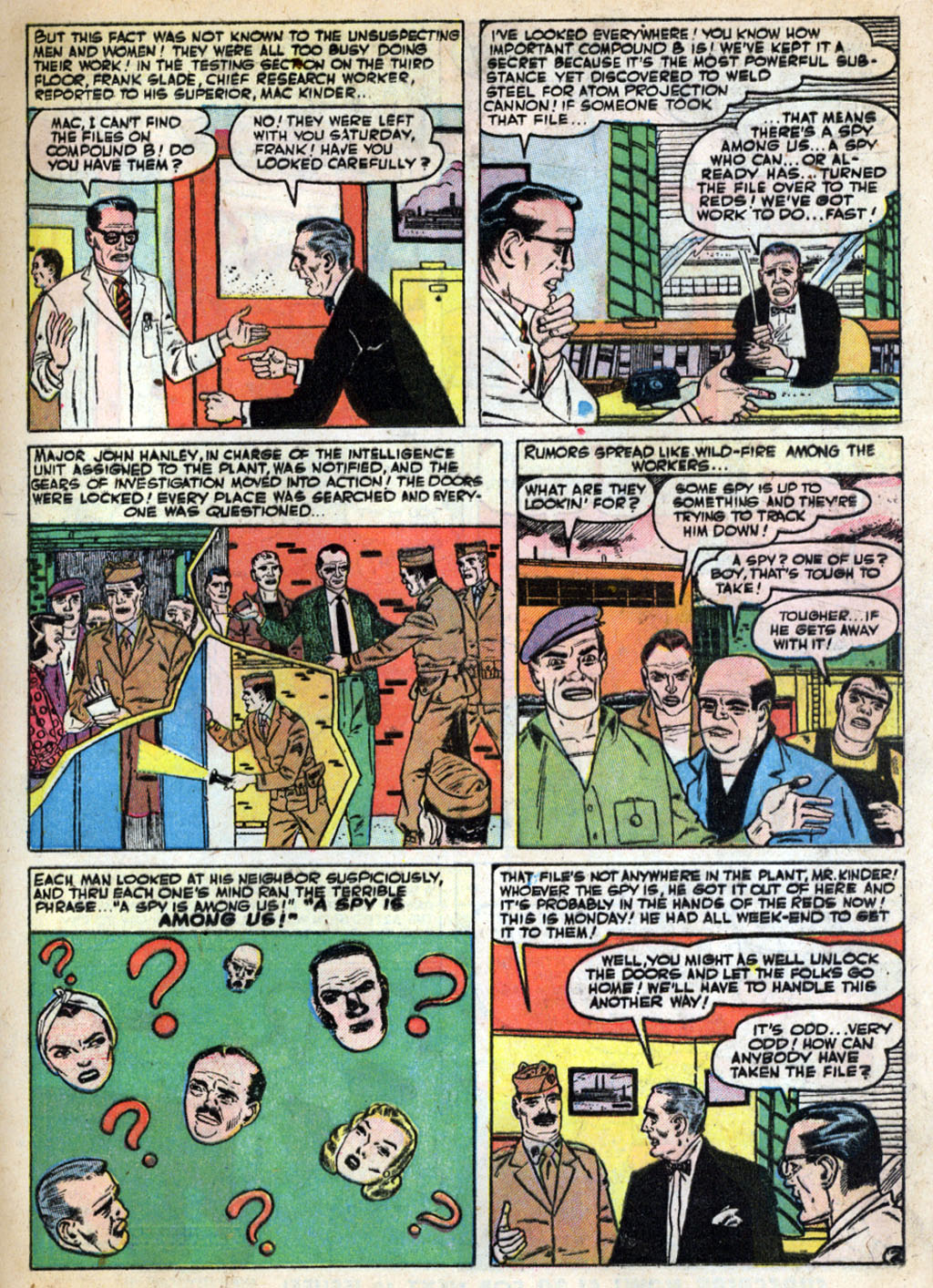 Kent Blake of the Secret Service issue 4 - Page 13