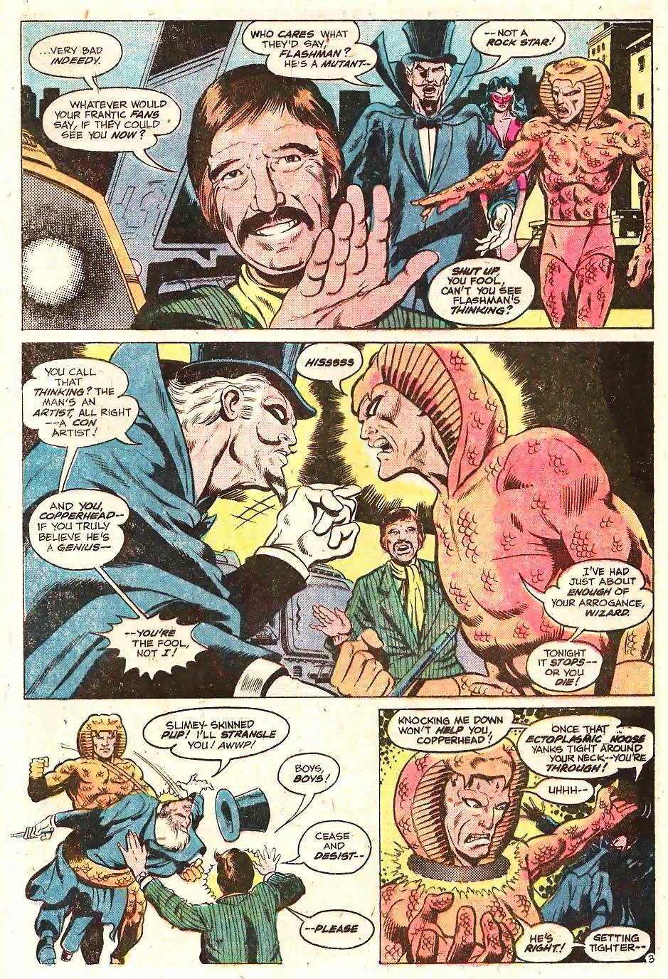 Read online Secret Society of Super-Villains comic -  Issue #8 - 4