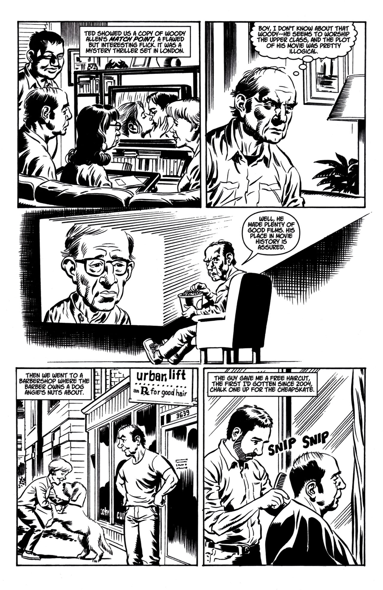 Read online American Splendor (2008) comic -  Issue #1 - 19
