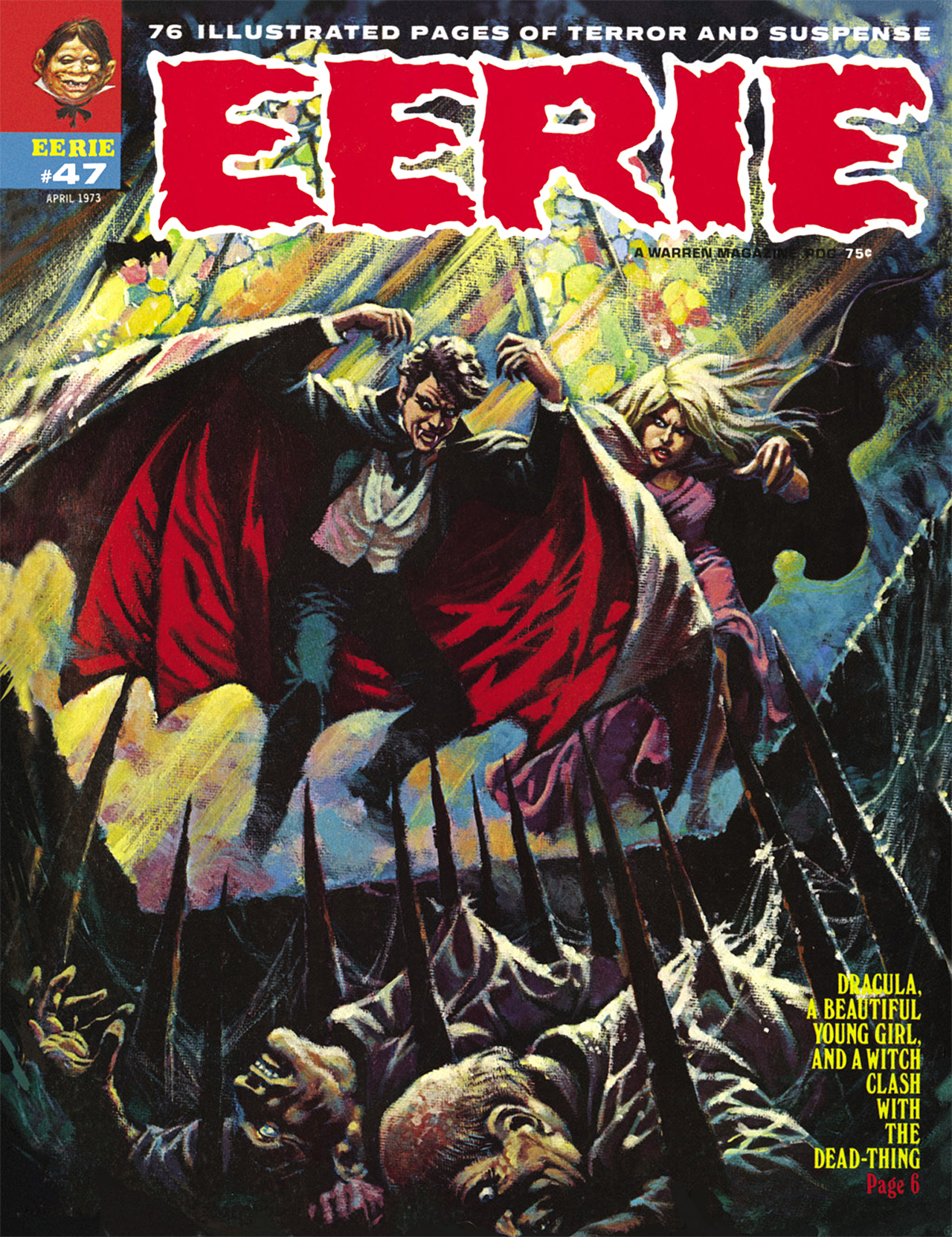 Read online Eerie Archives comic -  Issue # TPB 10 - 10