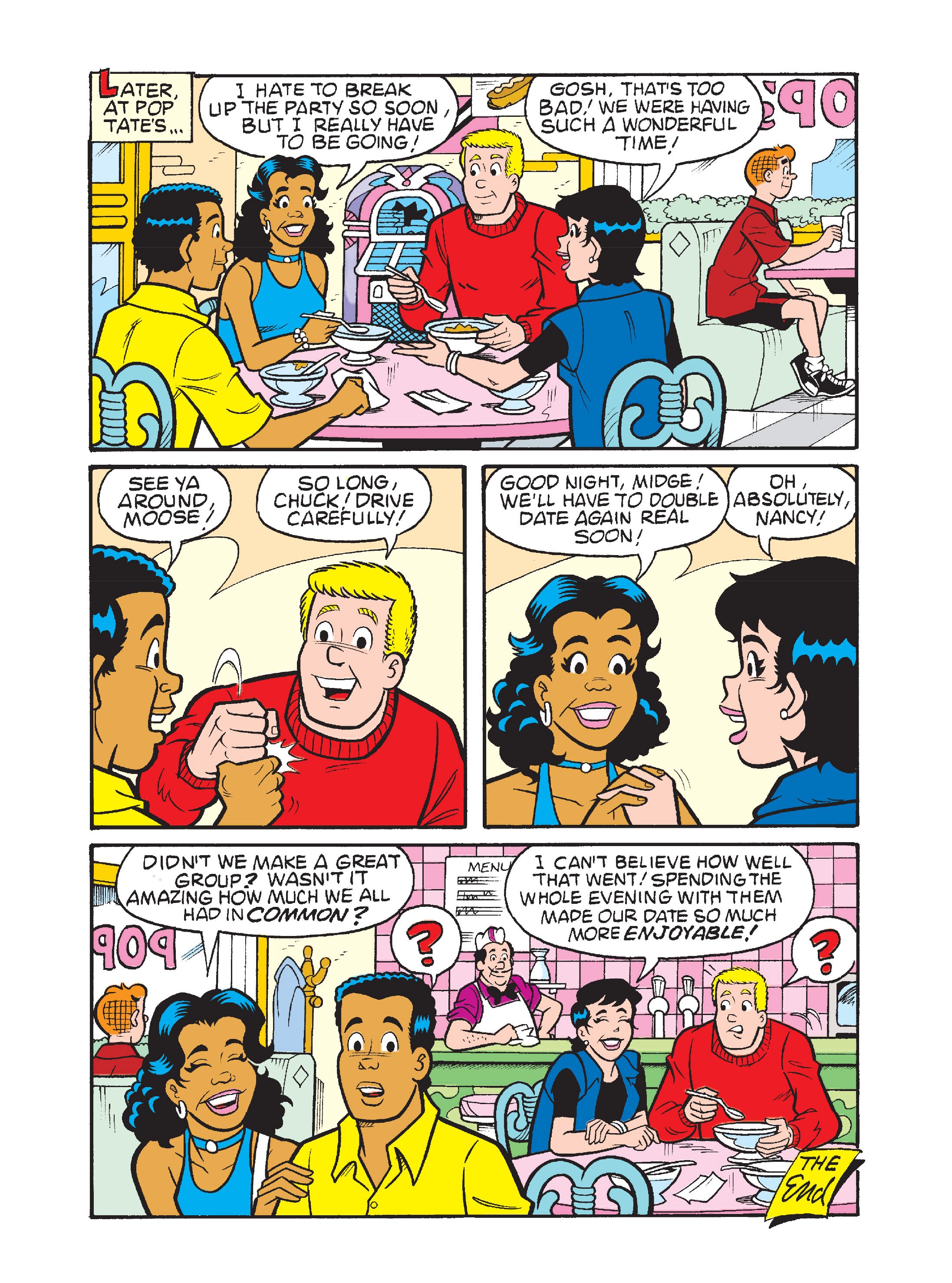 Read online Archie's Funhouse Double Digest comic -  Issue #8 - 23