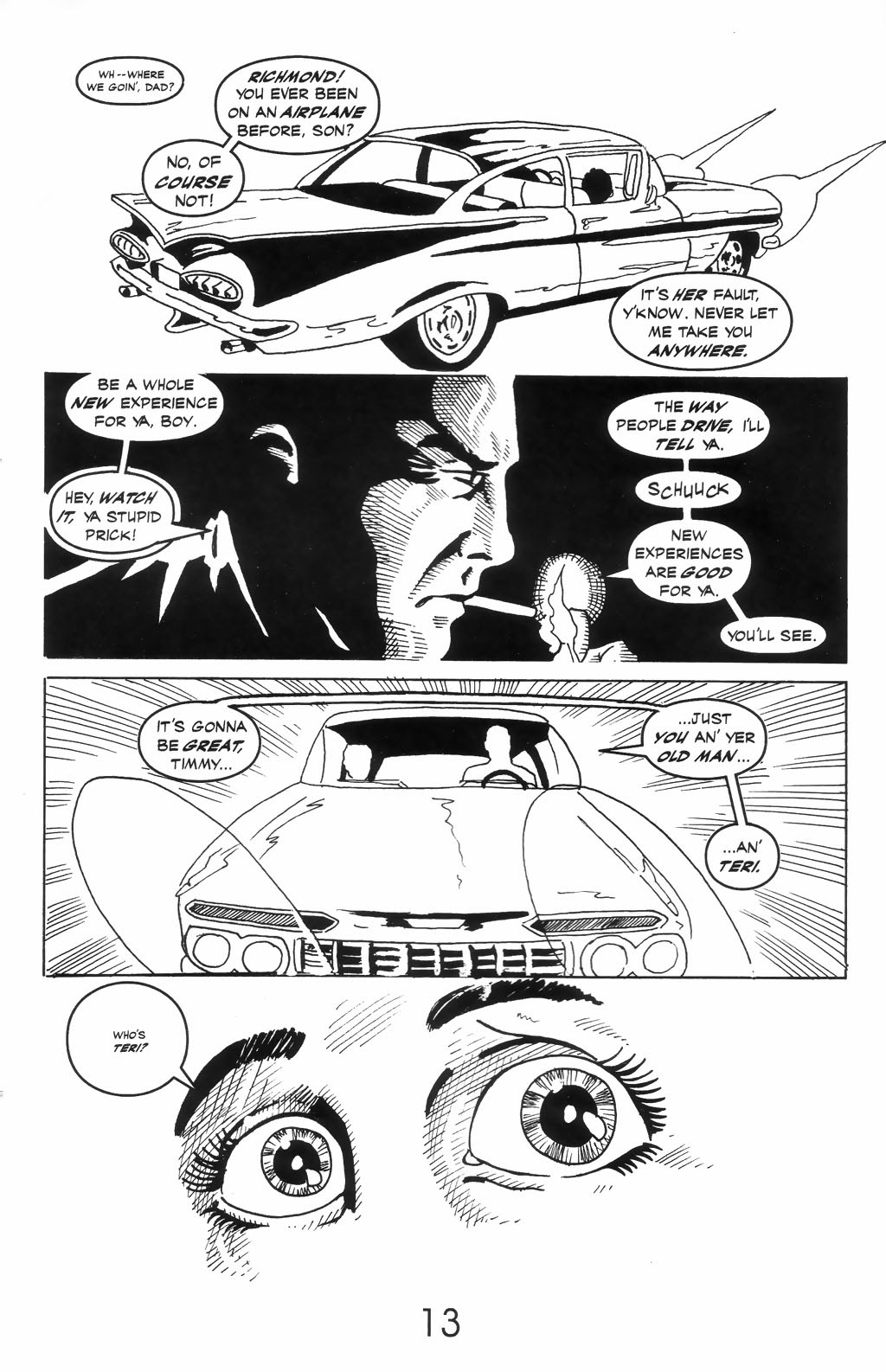 Read online A Touch of Silver comic -  Issue #4 - 15