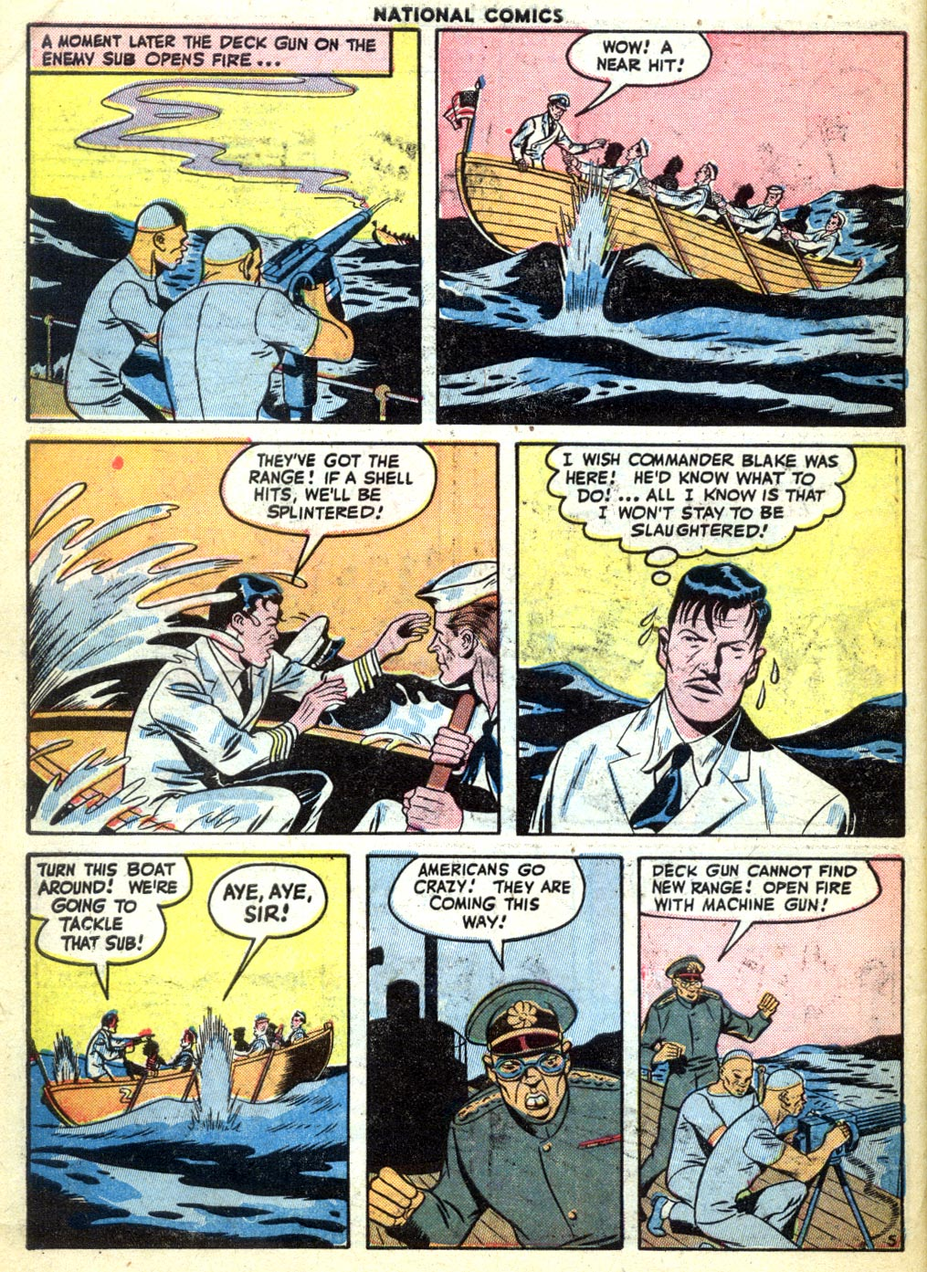 National Comics (1940) issue 47 - Page 56