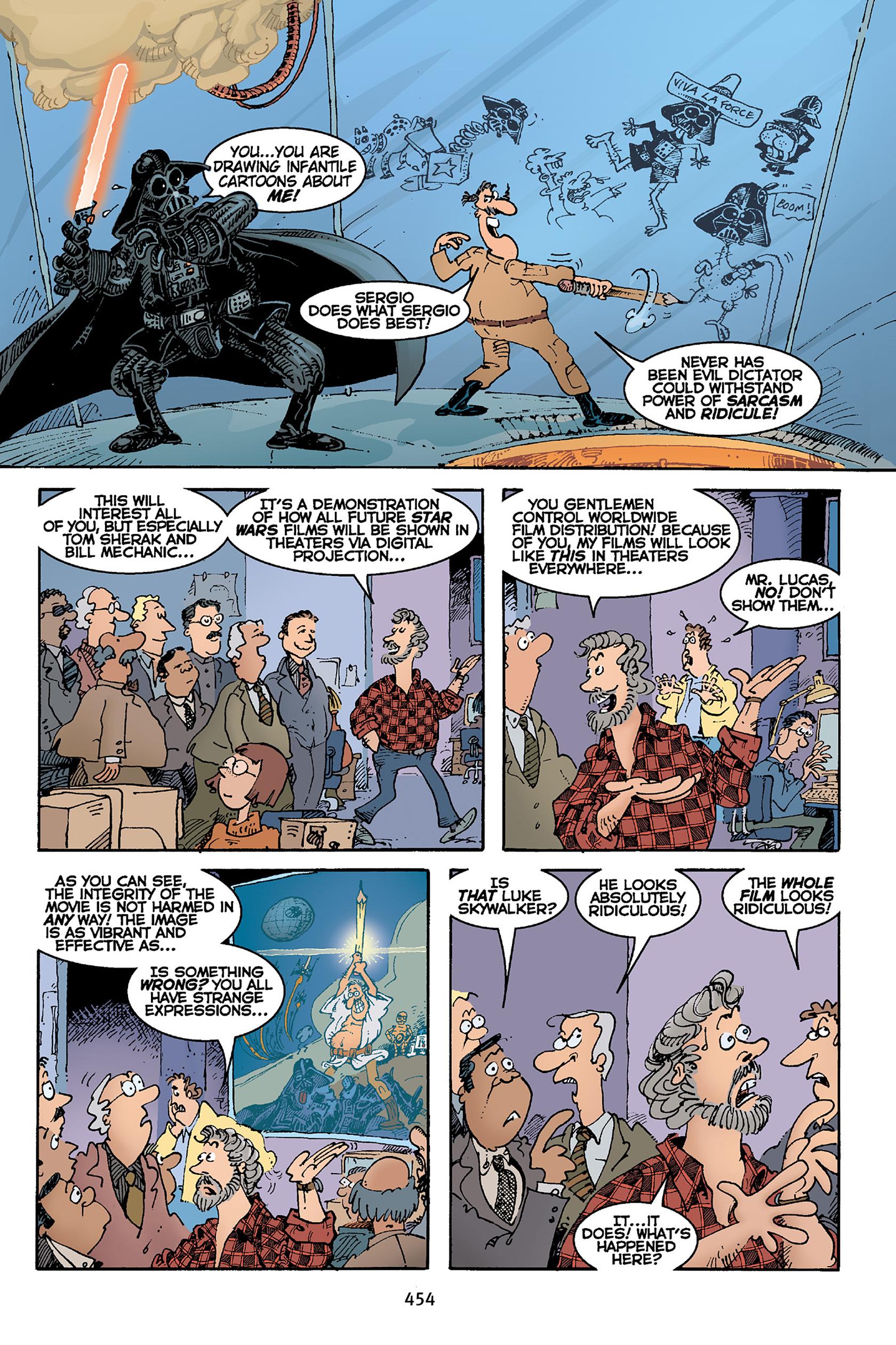 Read online Star Wars Omnibus comic -  Issue # Vol. 30 - 443