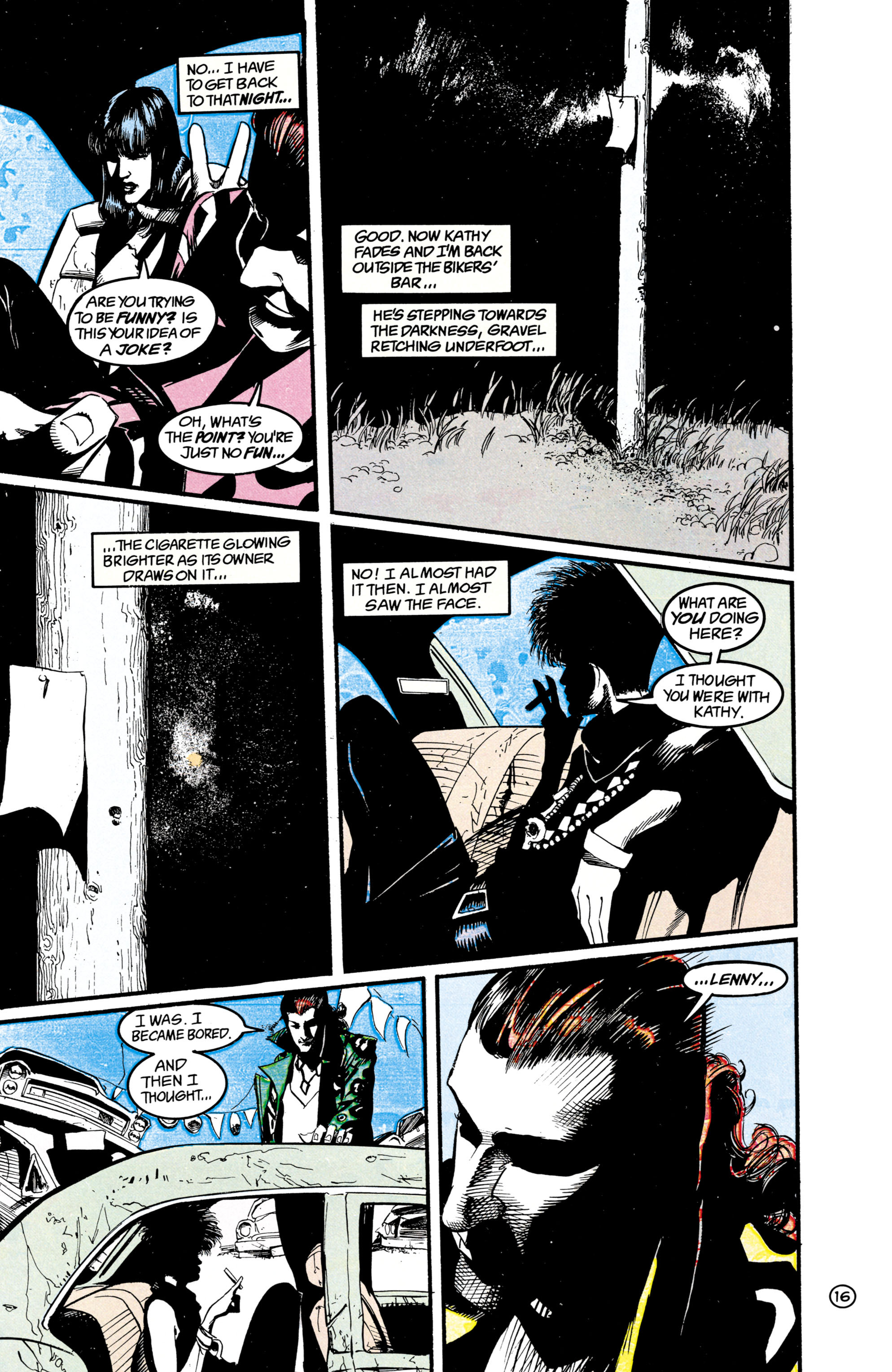 Read online Shade, the Changing Man comic -  Issue #21 - 17