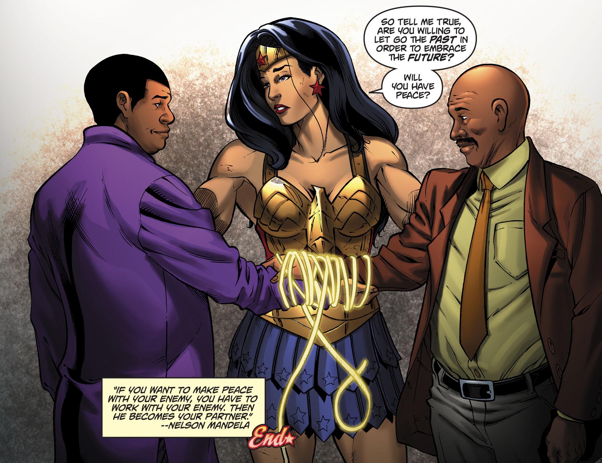 Read online Sensation Comics Featuring Wonder Woman comic -  Issue #35 - 22