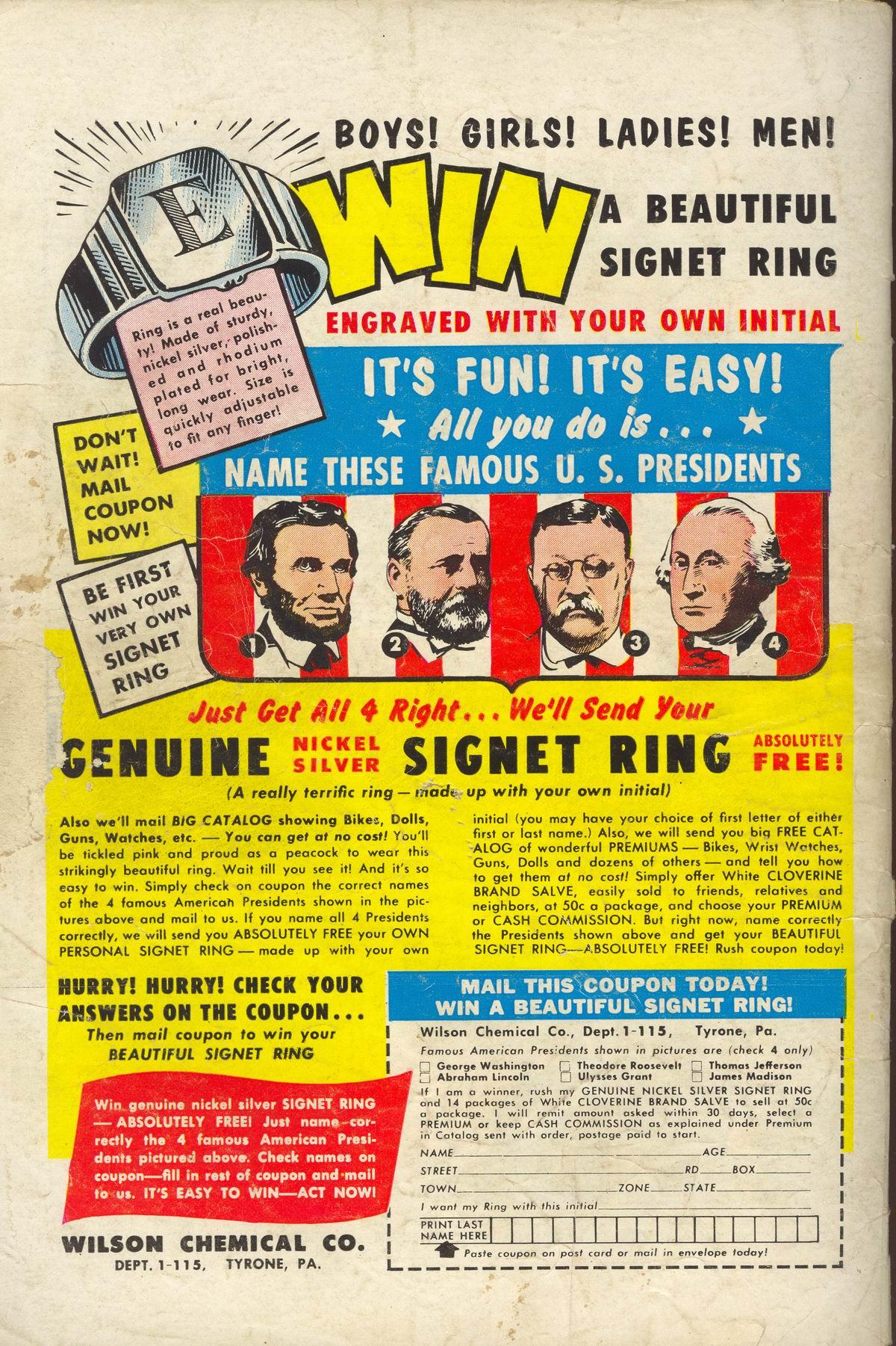 Read online Adventure Comics (1938) comic -  Issue #273 - 36