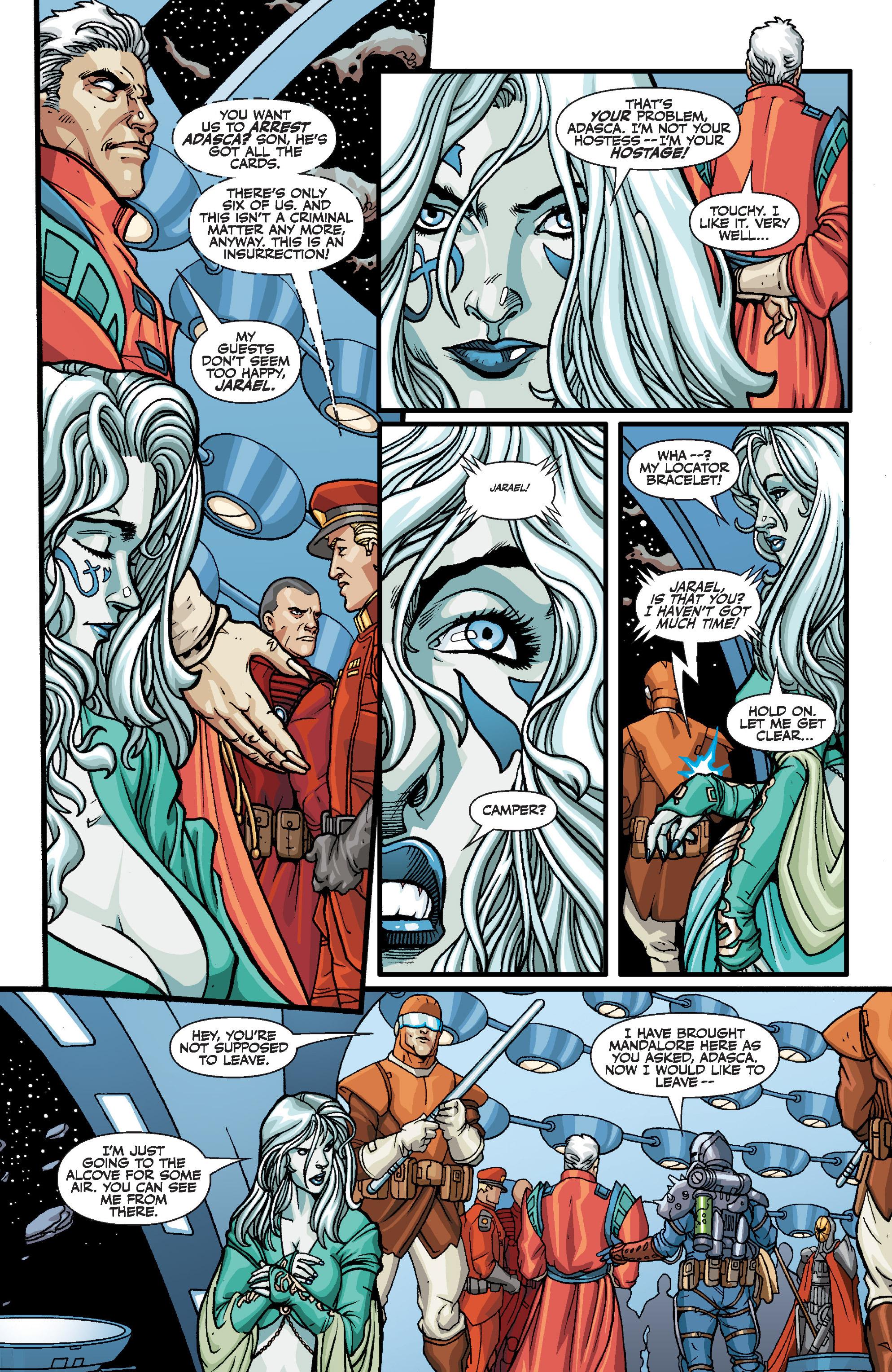 Read online Star Wars Omnibus comic -  Issue # Vol. 32 - 35