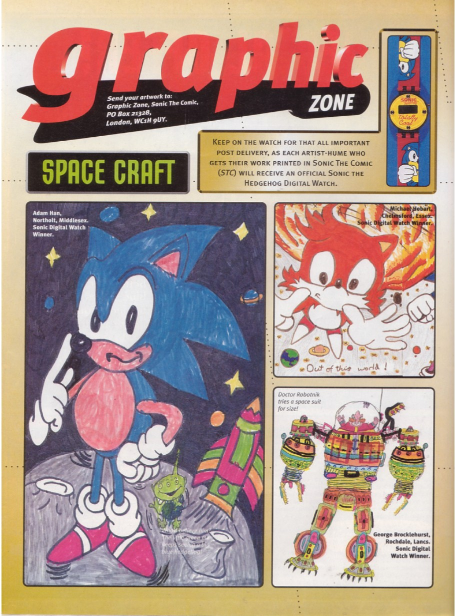 Read online Sonic the Comic comic -  Issue #136 - 15