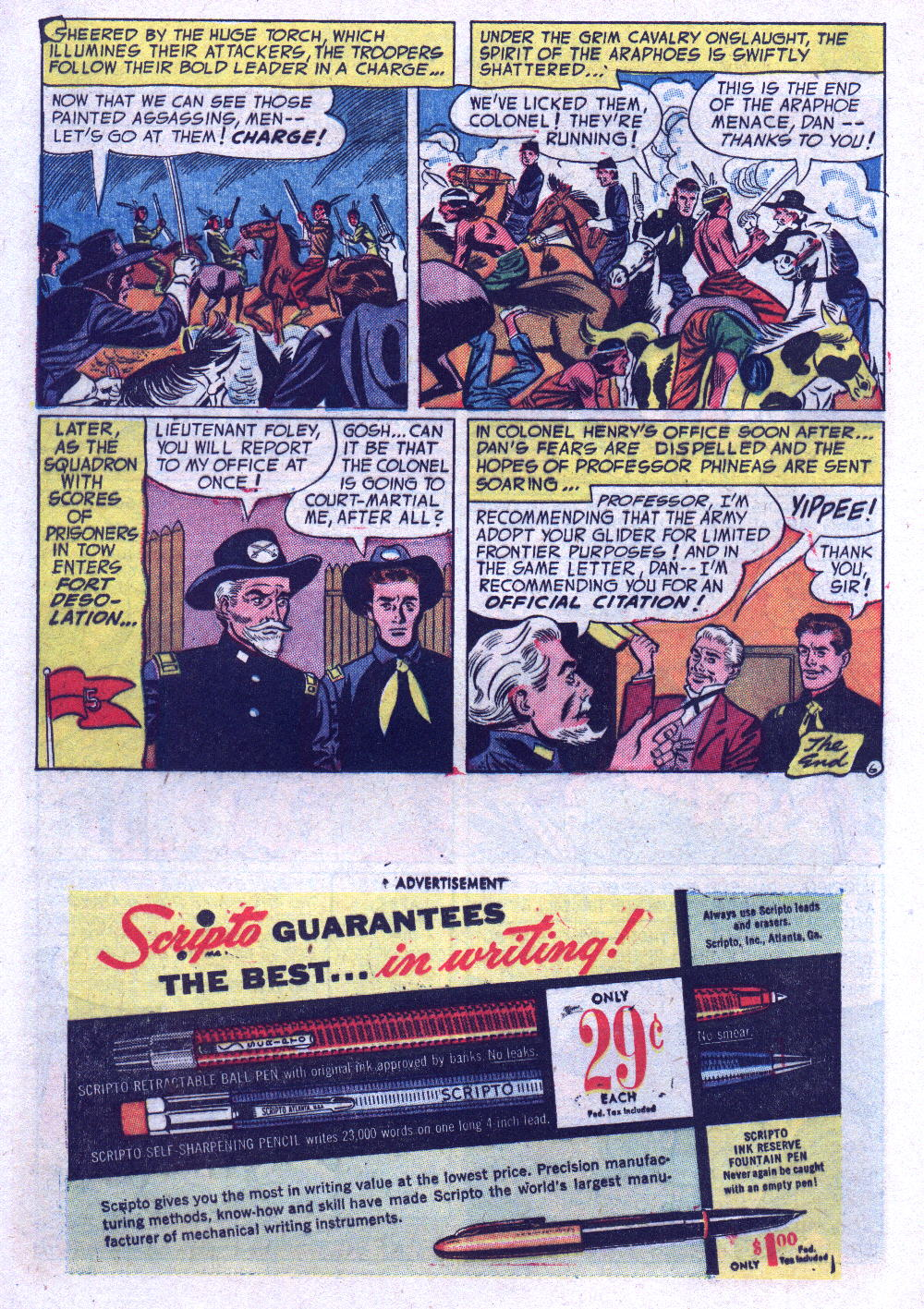 Read online All-Star Western (1951) comic -  Issue #74 - 24