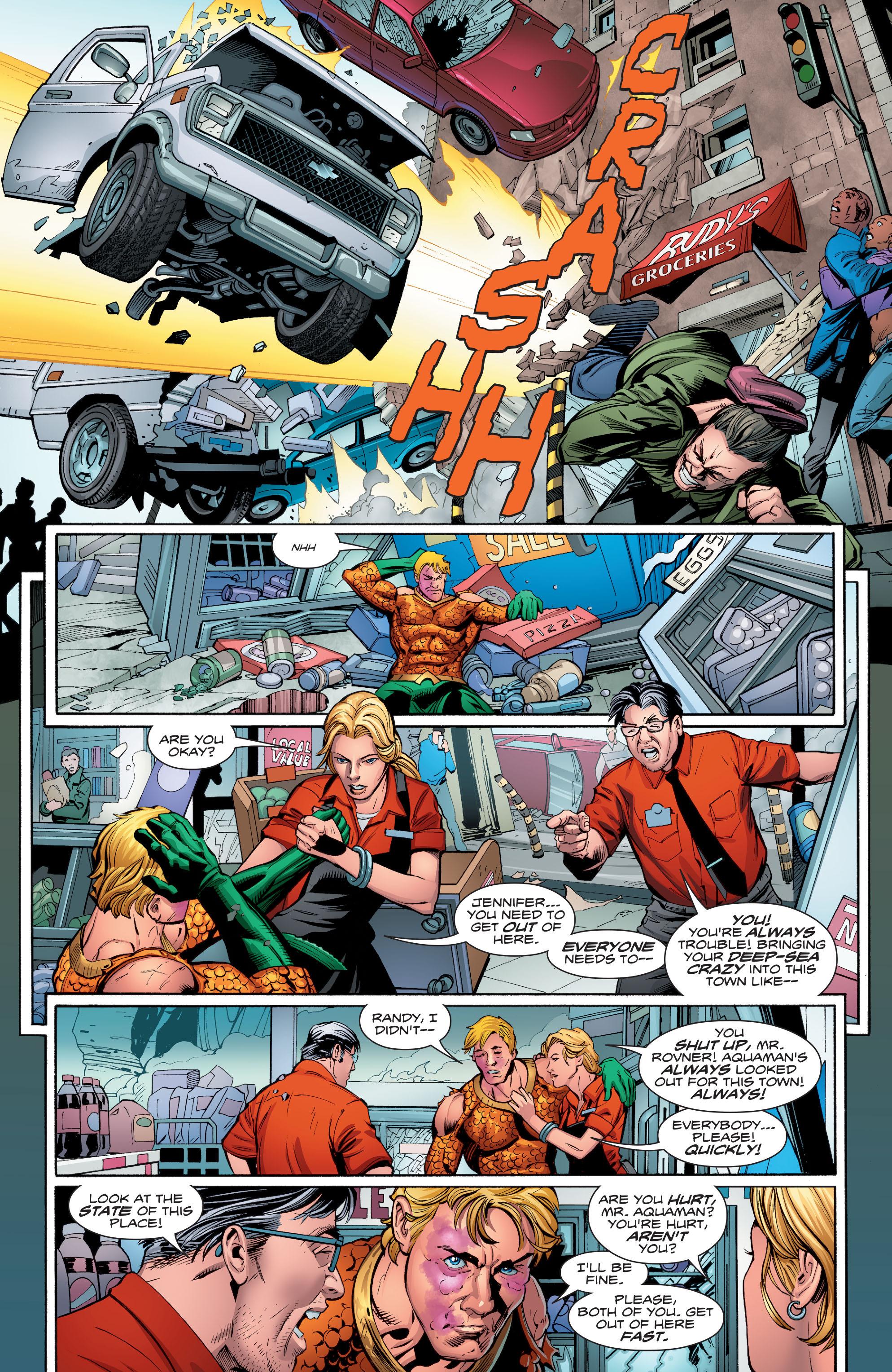 Read online Aquaman (2016) comic -  Issue #9 - 13