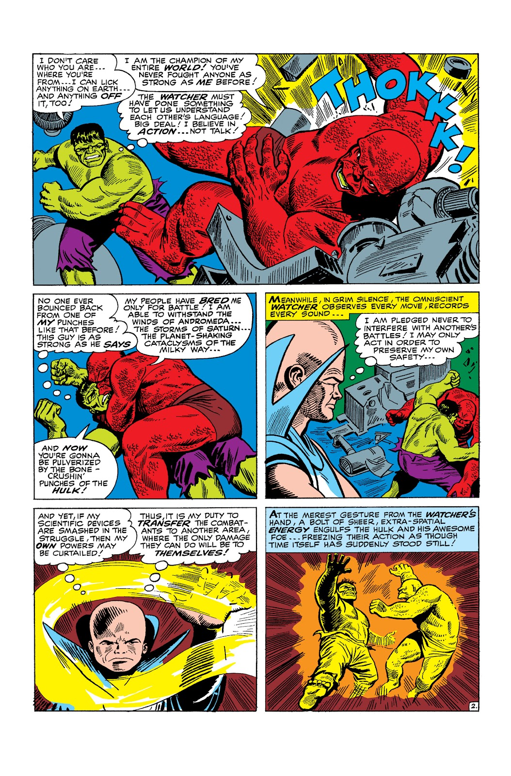 Read online Marvel Masterworks: The Incredible Hulk comic -  Issue # TPB 2 (Part 2) - 80