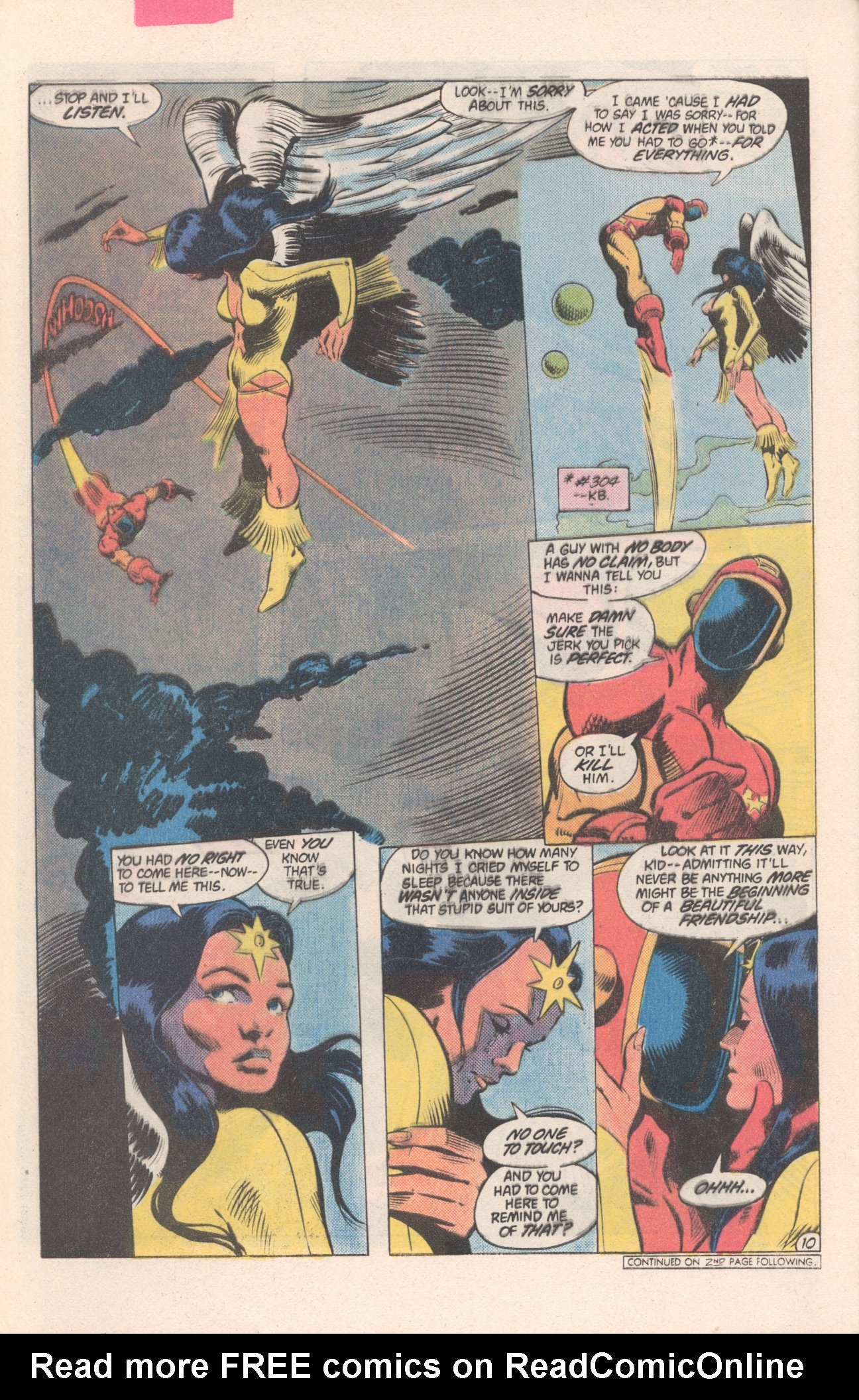 Legion of Super-Heroes (1980) 311 Page 21