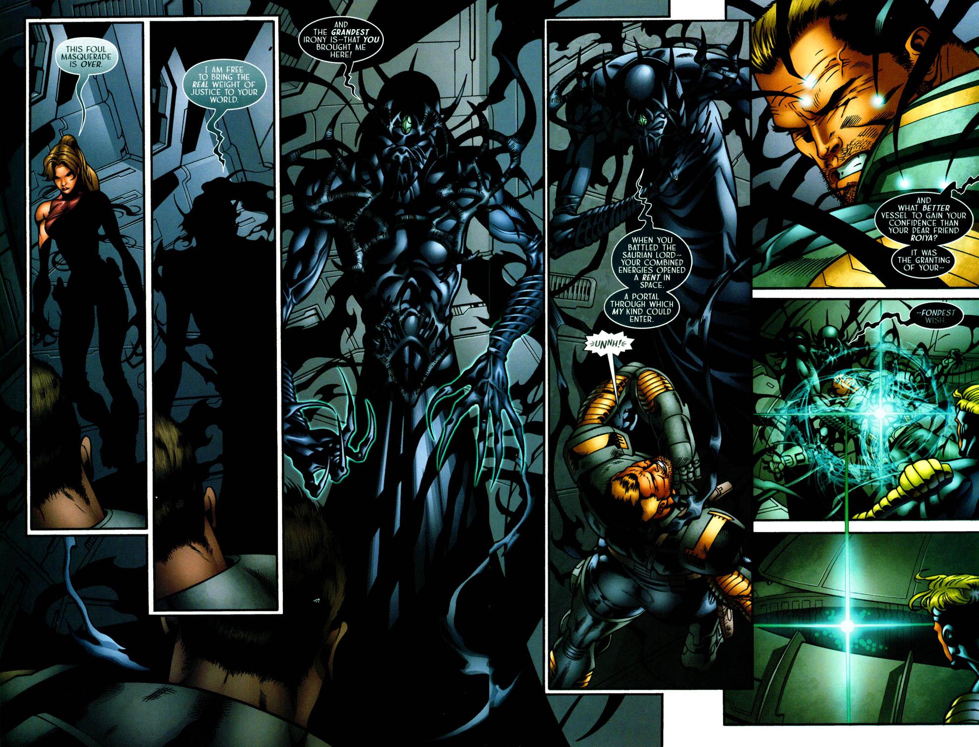 Read online Sigil (2000) comic -  Issue #36 - 20