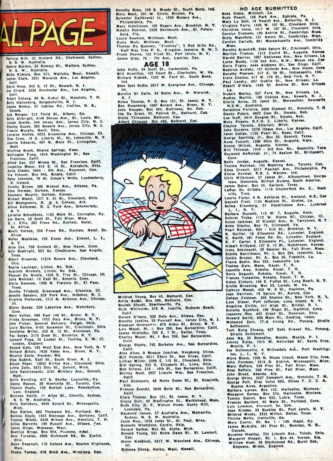 Read online Famous Funnies comic -  Issue #79 - 35