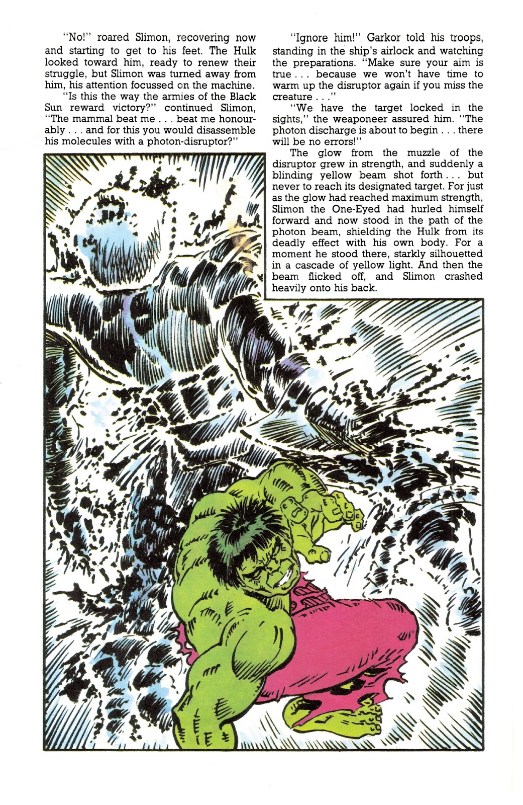 Read online Hulk: From The Marvel UK Vaults comic -  Issue # TPB (Part 3) - 13