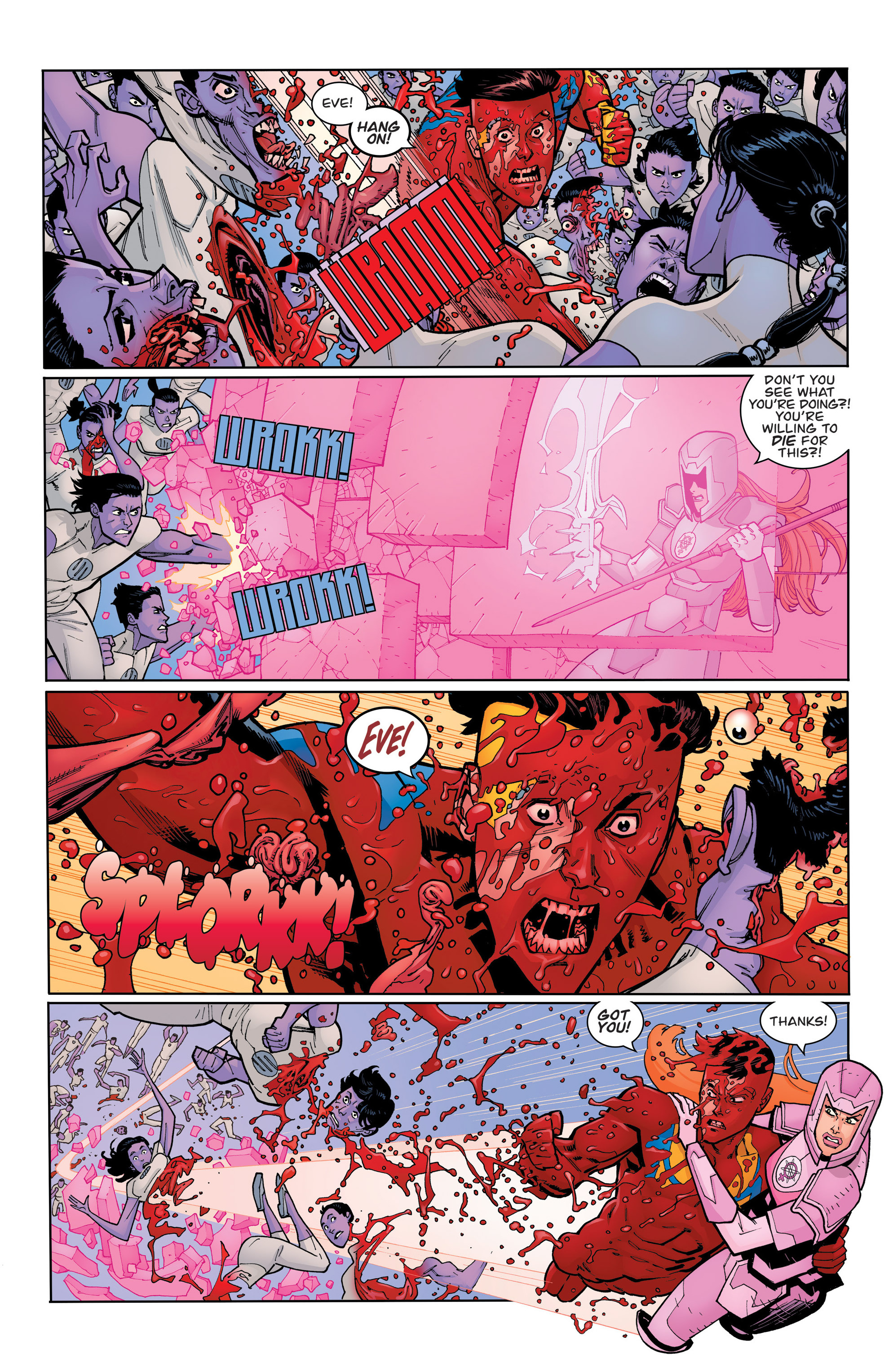 Read online Invincible comic -  Issue #136 - 15