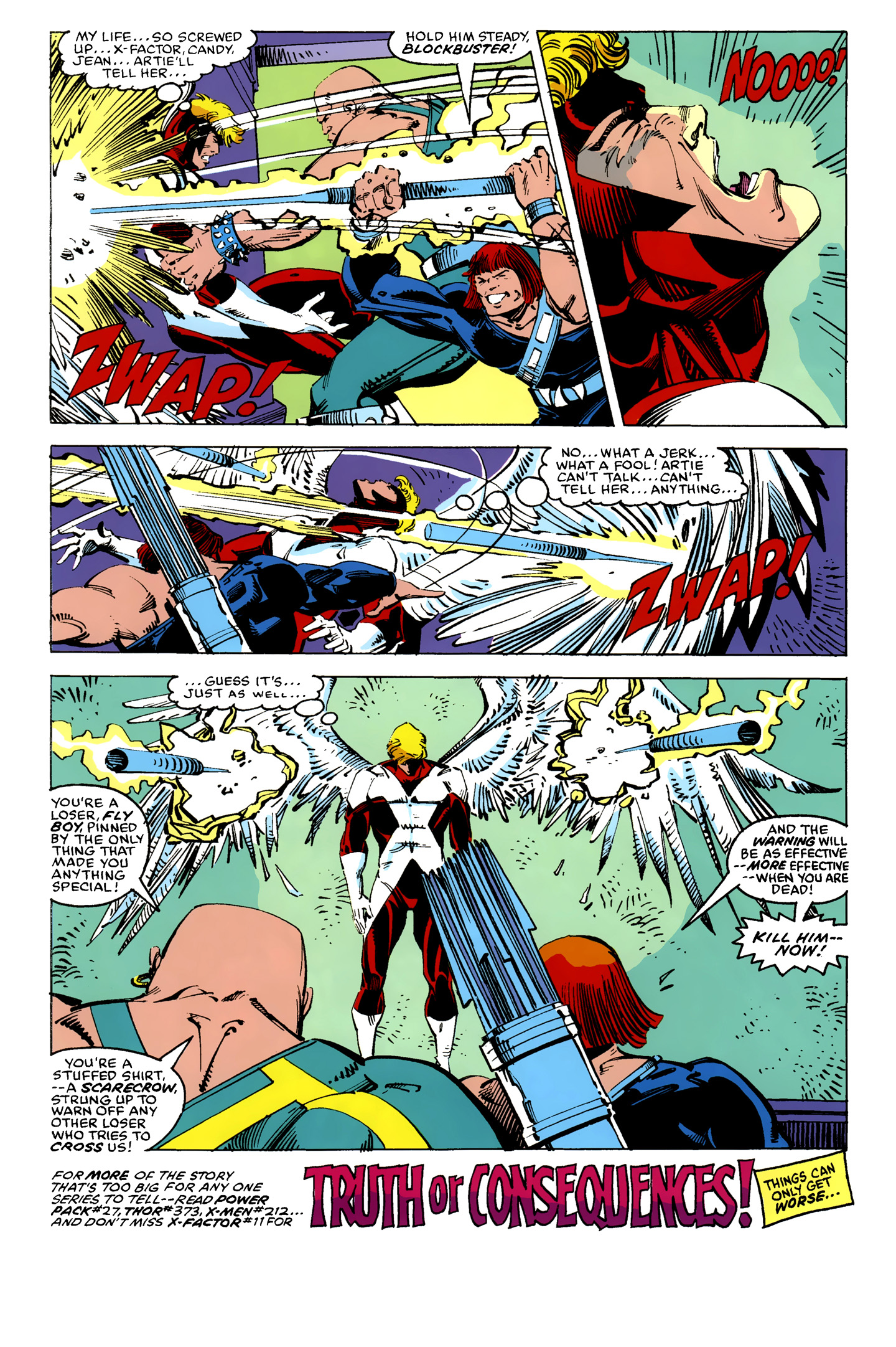 Read online X-Factor (1986) comic -  Issue #10 - 25