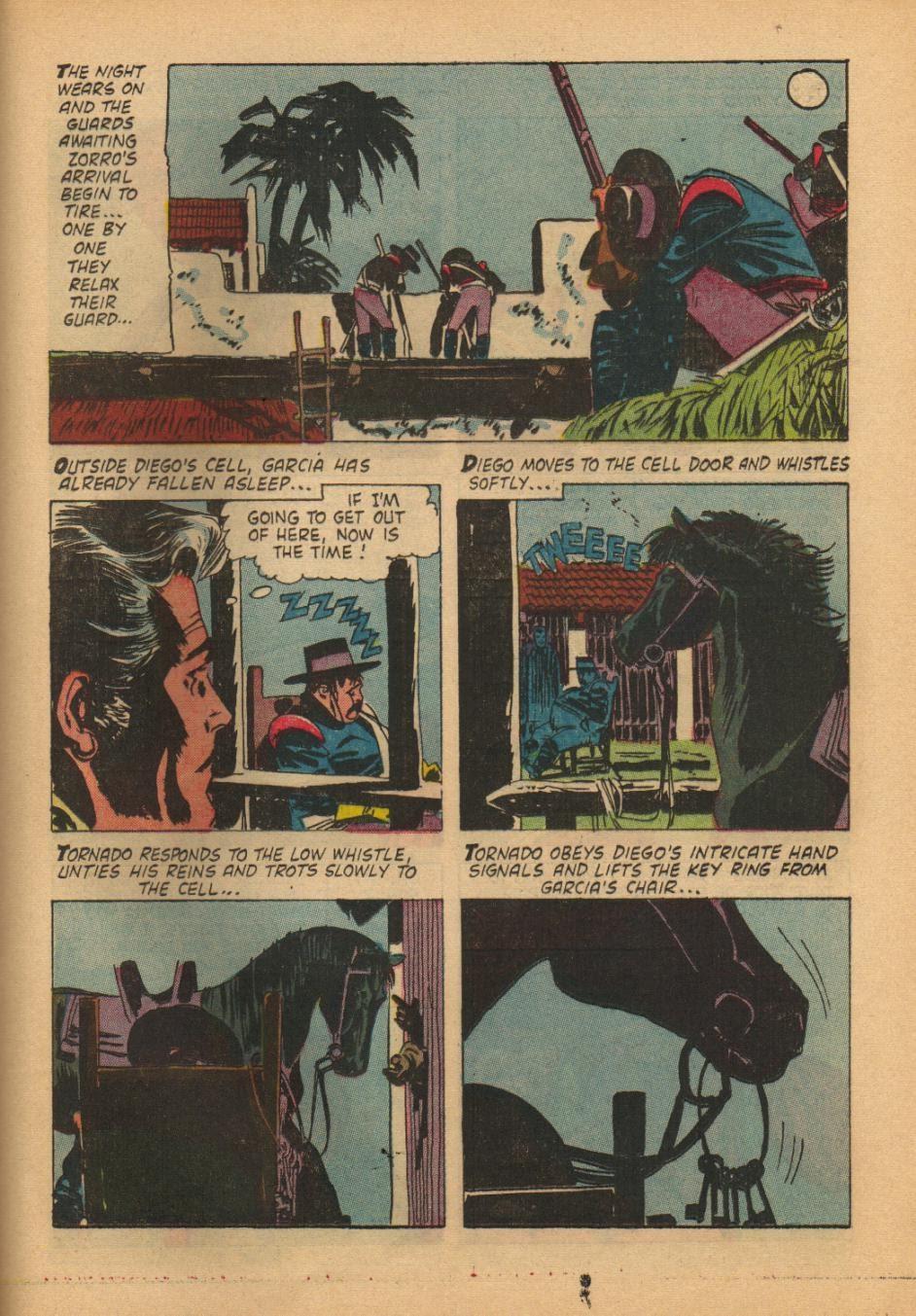 Zorro (1966) issue 2 - Page 25