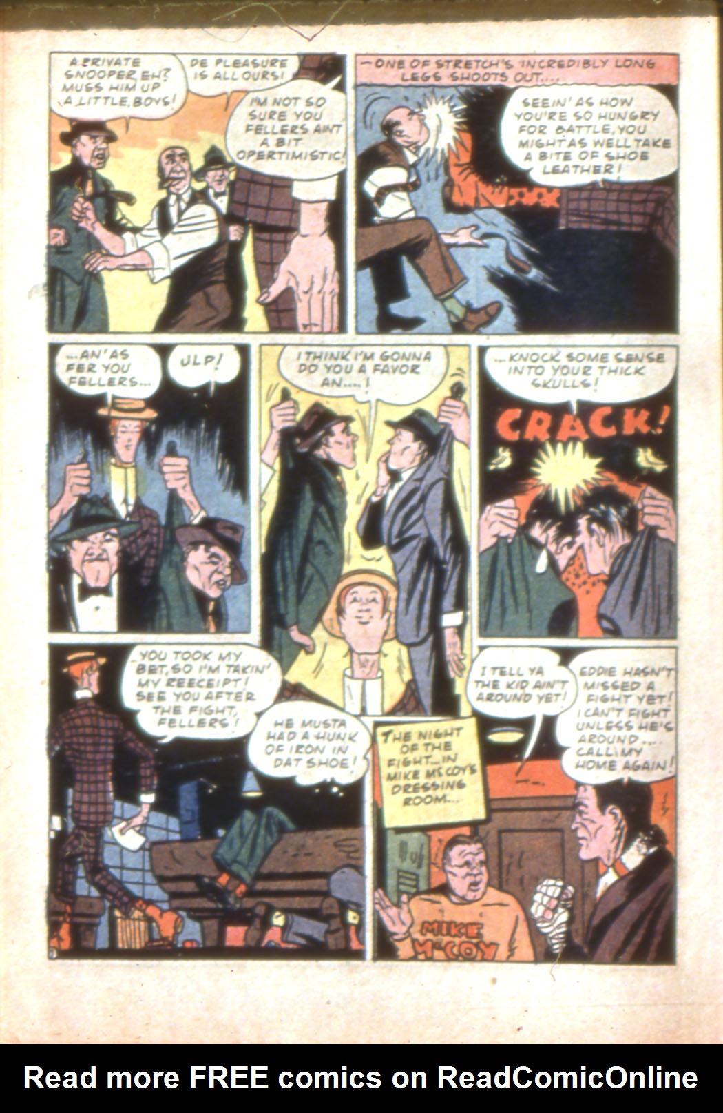 Read online Sensation (Mystery) Comics comic -  Issue #7 - 62