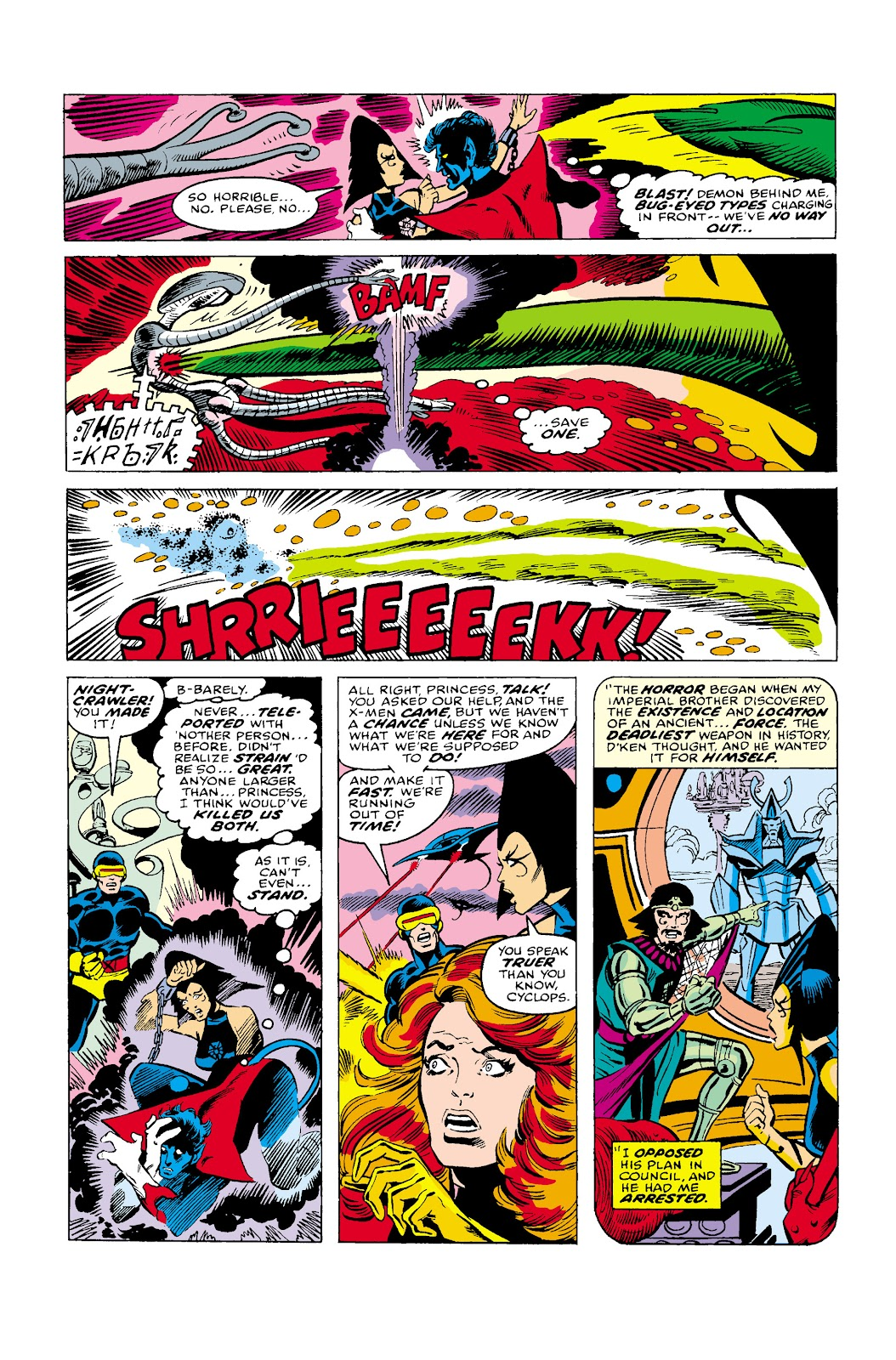 Uncanny X-Men (1963) issue 107 - Page 10