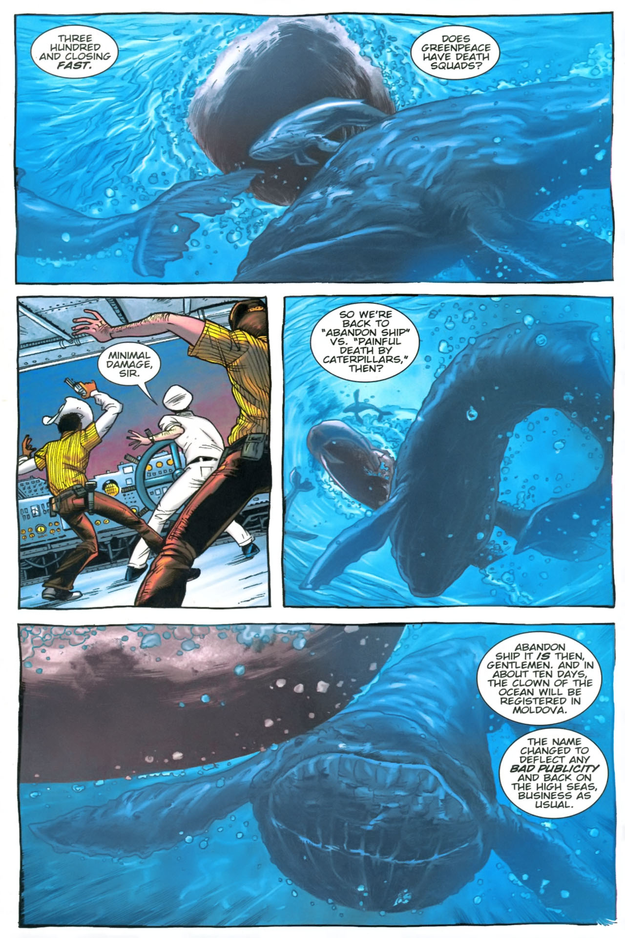 Read online The Exterminators comic -  Issue #24 - 21