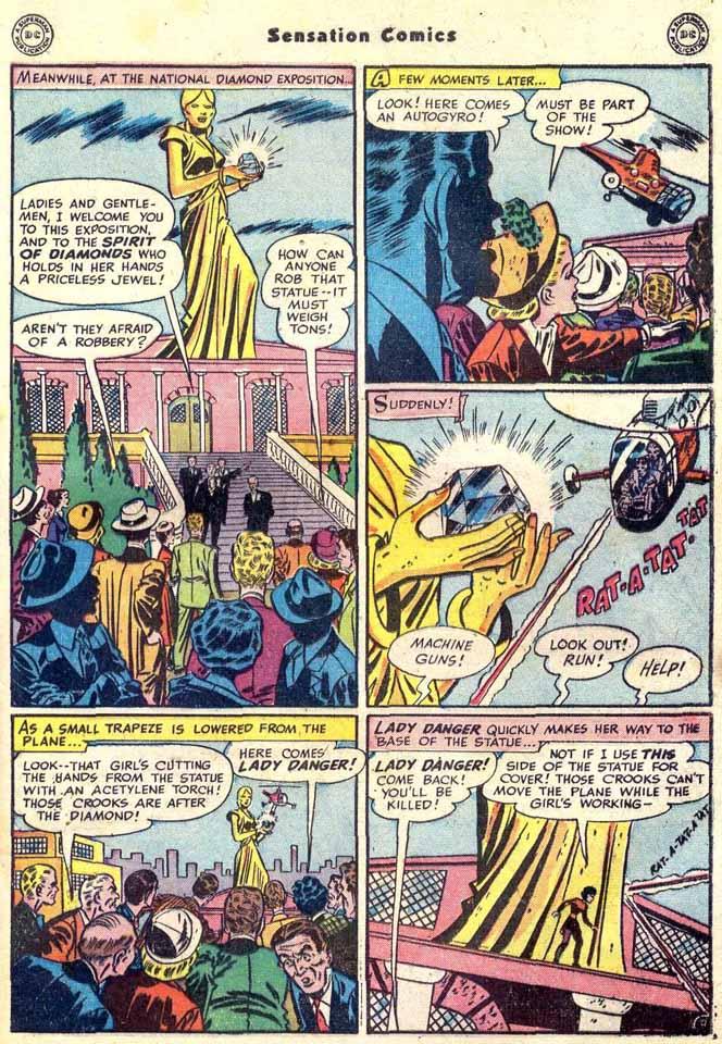 Read online Sensation (Mystery) Comics comic -  Issue #89 - 49
