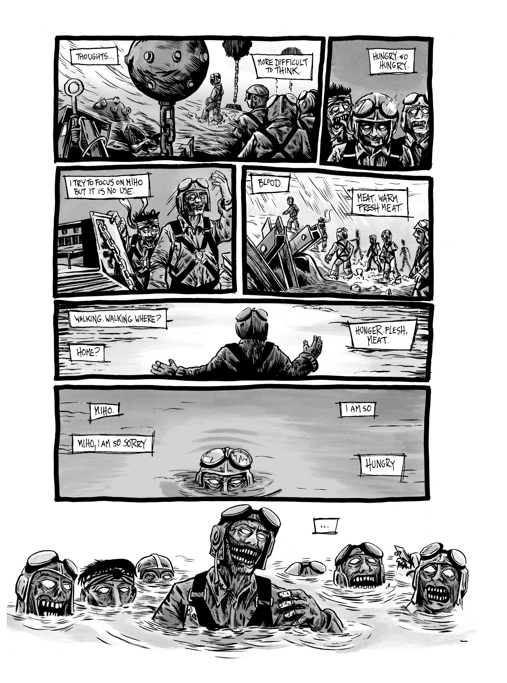 Read online FUBAR comic -  Issue #2 - 39