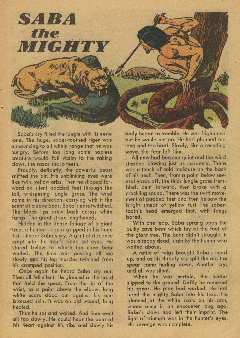 Read online Turok, Son of Stone comic -  Issue #12 - 17