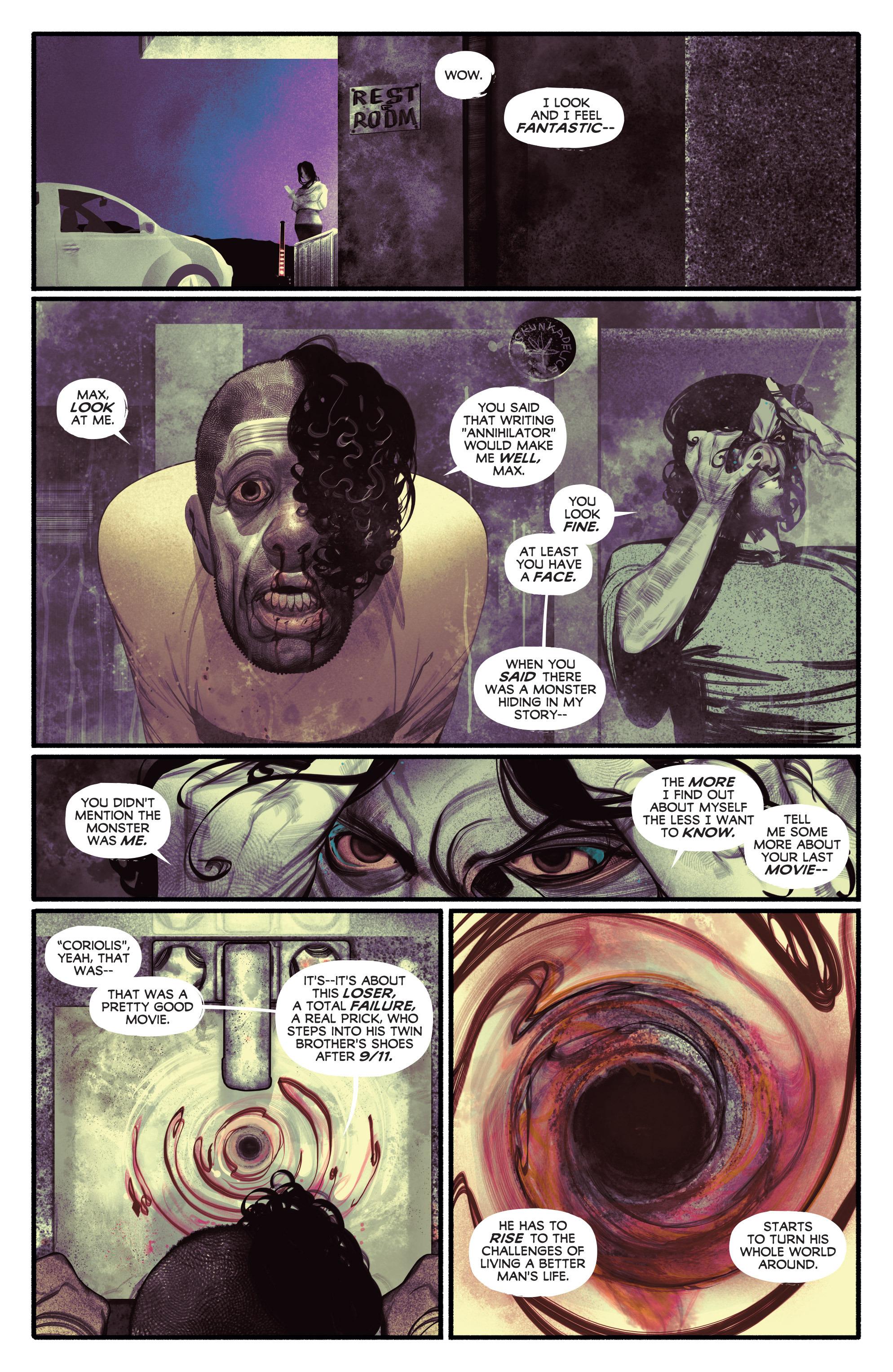 Read online Annihilator comic -  Issue #5 - 14