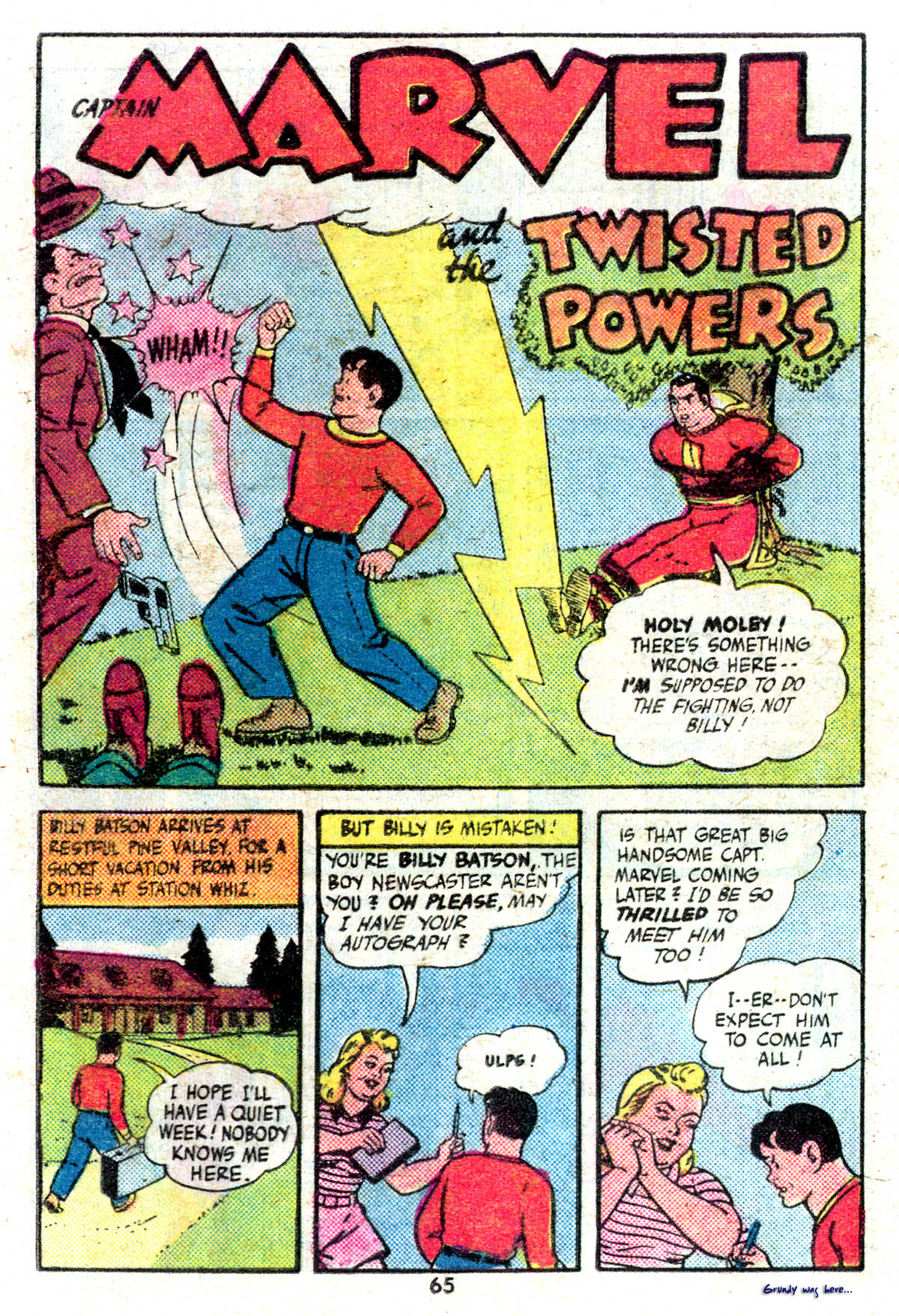 Read online Adventure Comics (1938) comic -  Issue #493 - 65