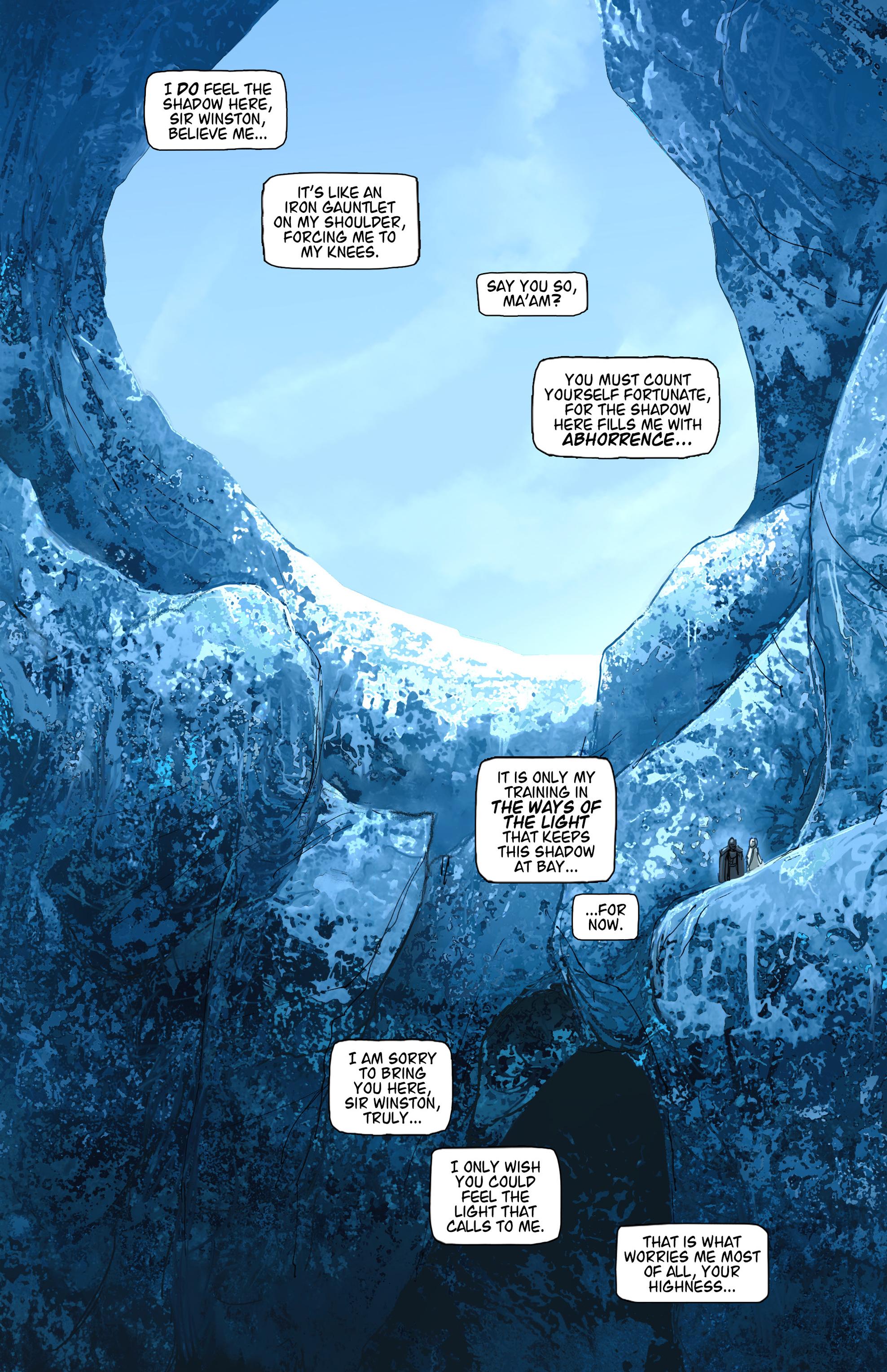 Read online Steam Wars: First Empire comic -  Issue #4 - 9