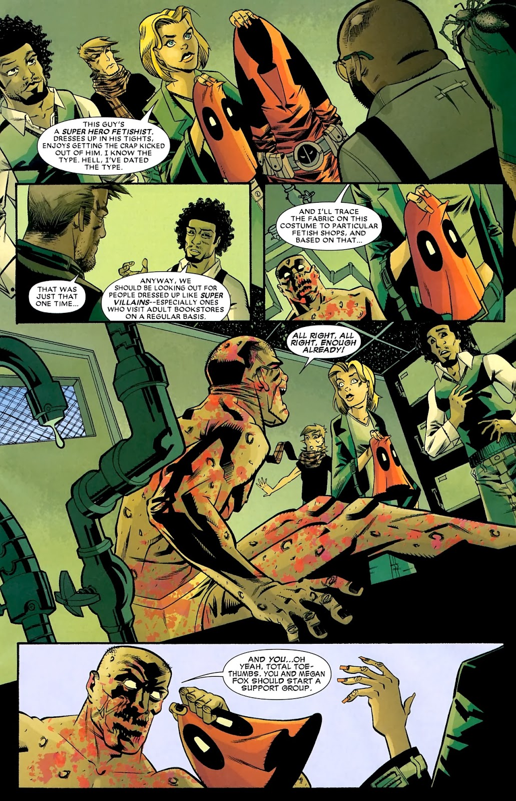 Read online Deadpool (2008) comic -  Issue #900 - 47