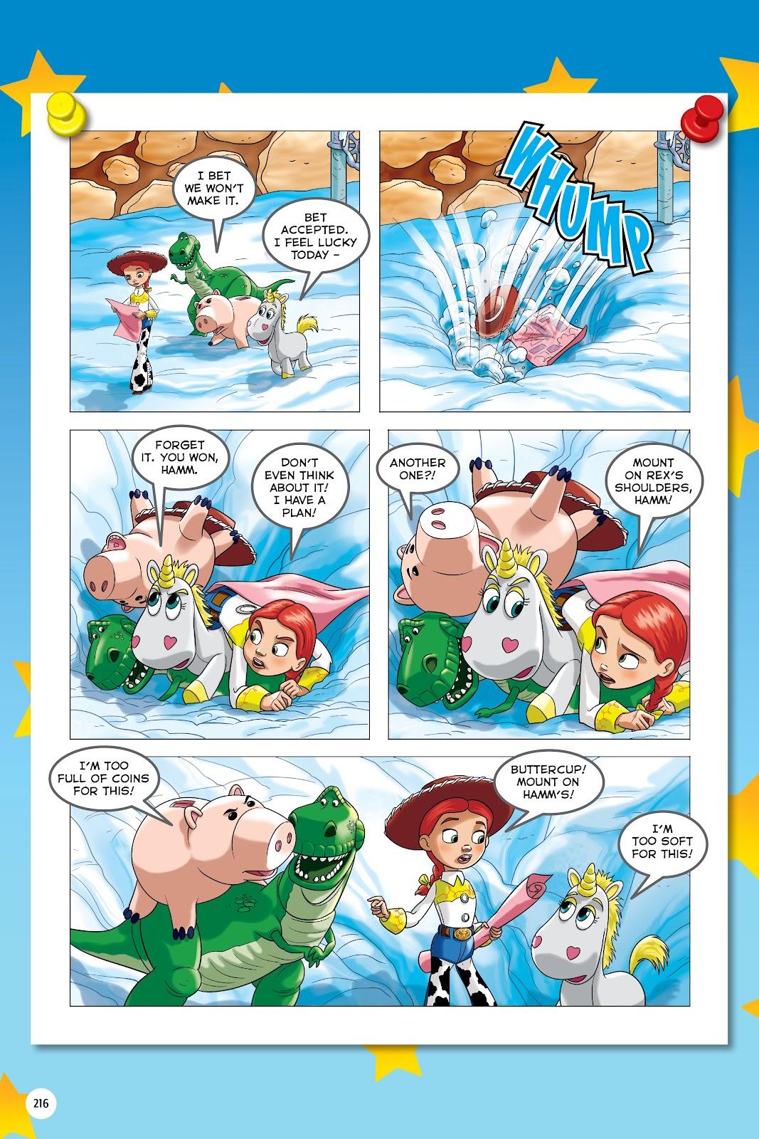 Read online DISNEY·PIXAR Toy Story Adventures comic -  Issue # TPB 1 (Part 3) - 16