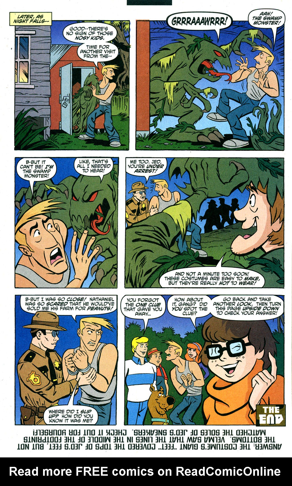 Read online Scooby-Doo (1997) comic -  Issue #89 - 21