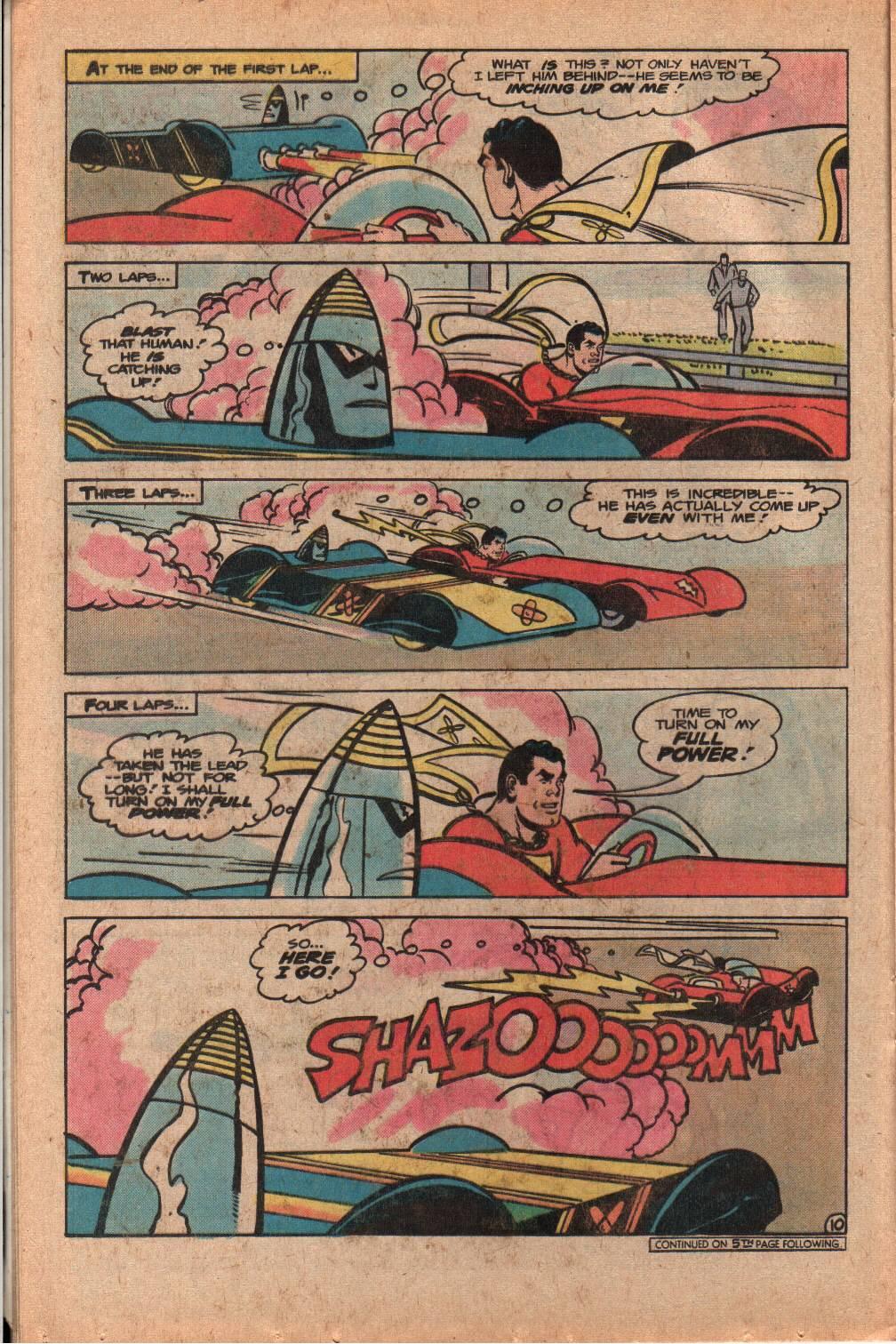 Read online Shazam! (1973) comic -  Issue #33 - 16
