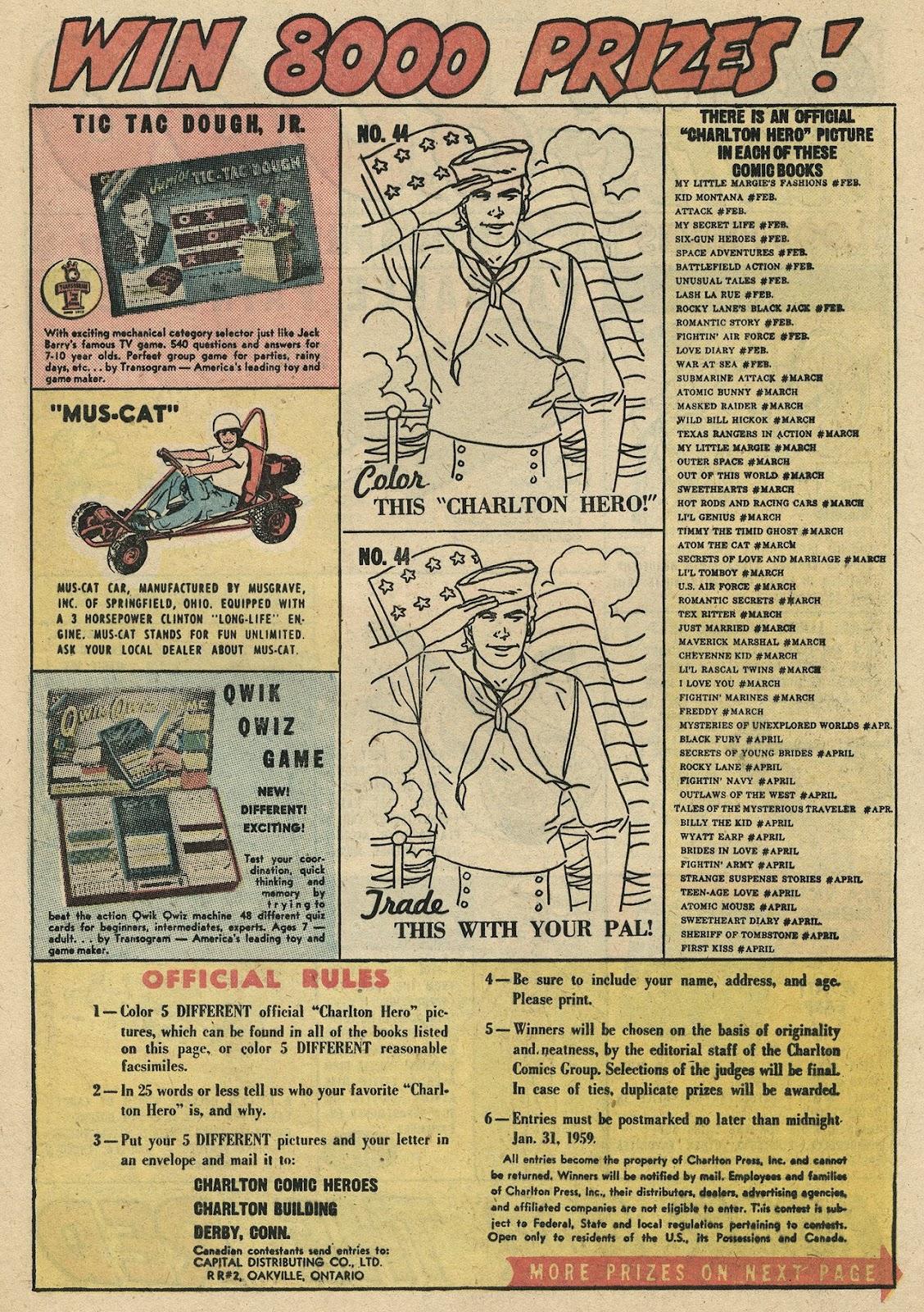 Read online Fightin' Navy comic -  Issue #86 - 9