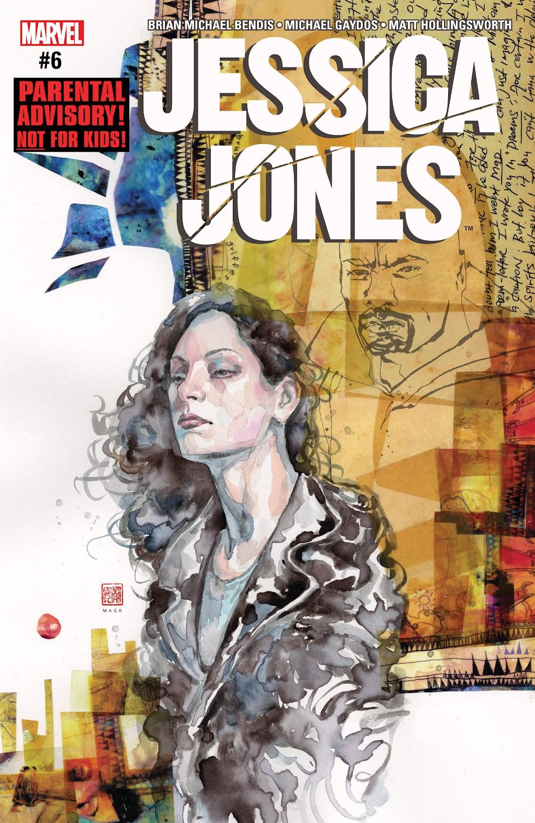Jessica Jones (2016) 6 Page 1