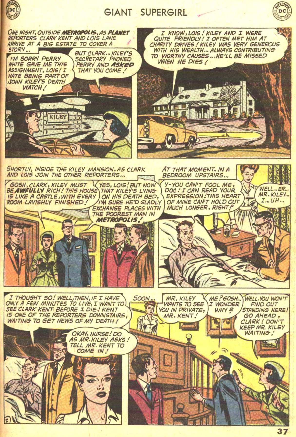 Read online Action Comics (1938) comic -  Issue #373 - 35