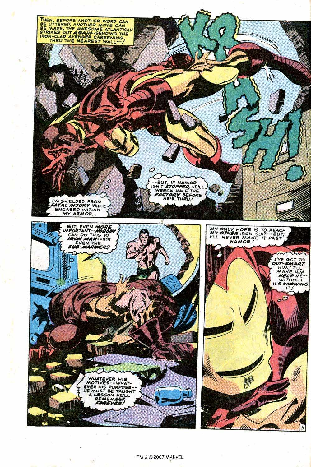 Iron Man Annual issue 1 - Page 38