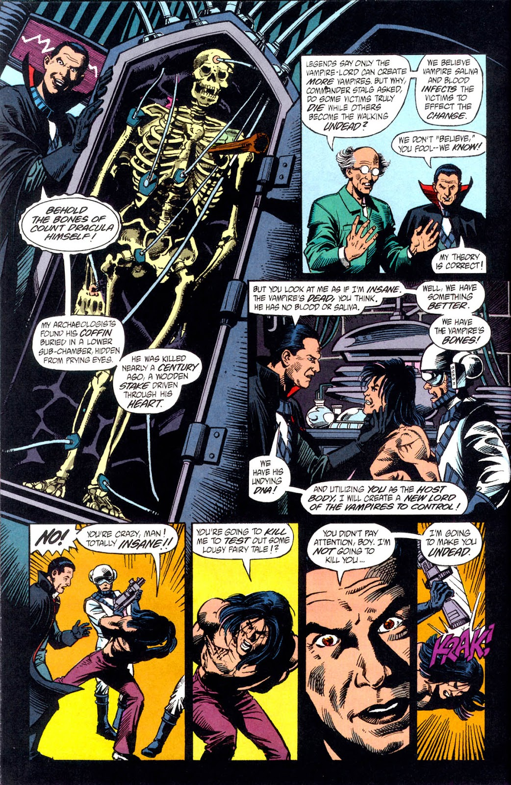 Read online Team Titans comic -  Issue #1c - 11