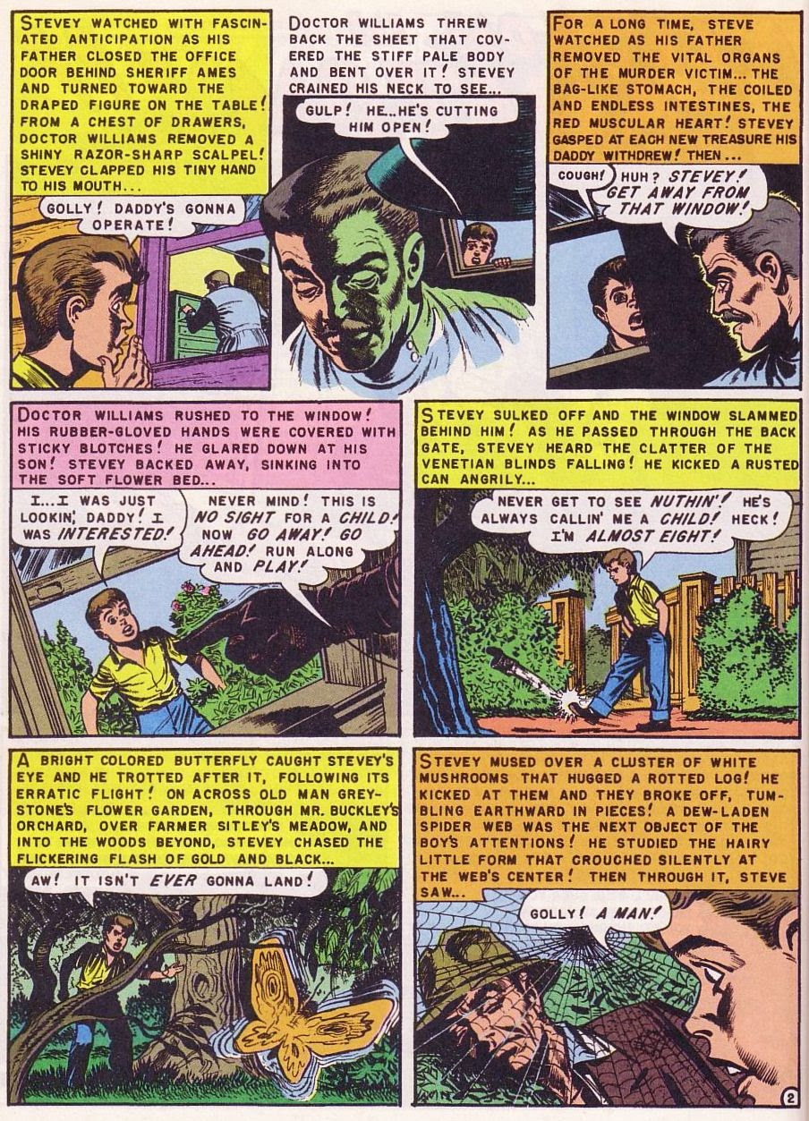 Weird Fantasy (1951) issue 12 - Page 12