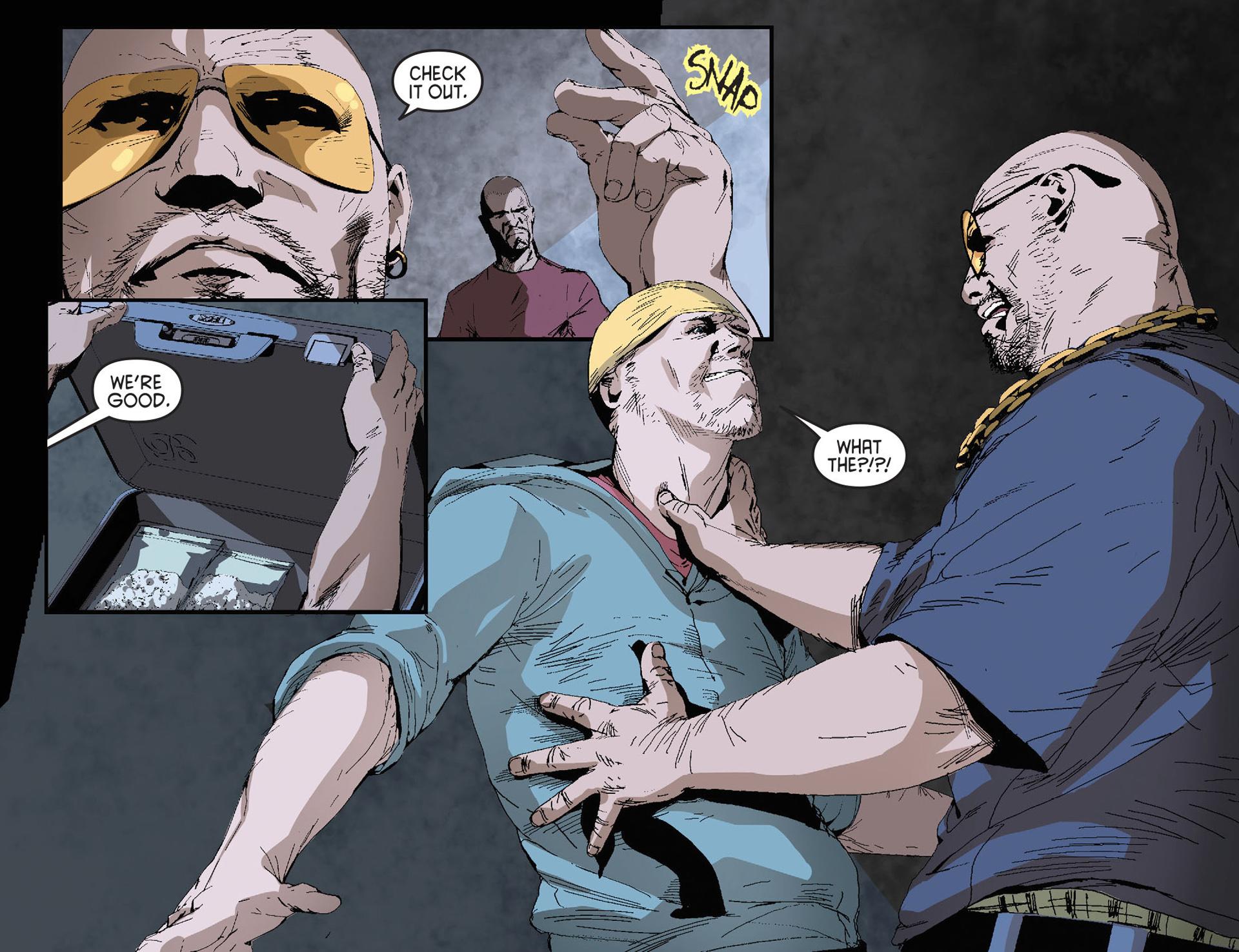 Read online Arrow [II] comic -  Issue #27 - 14