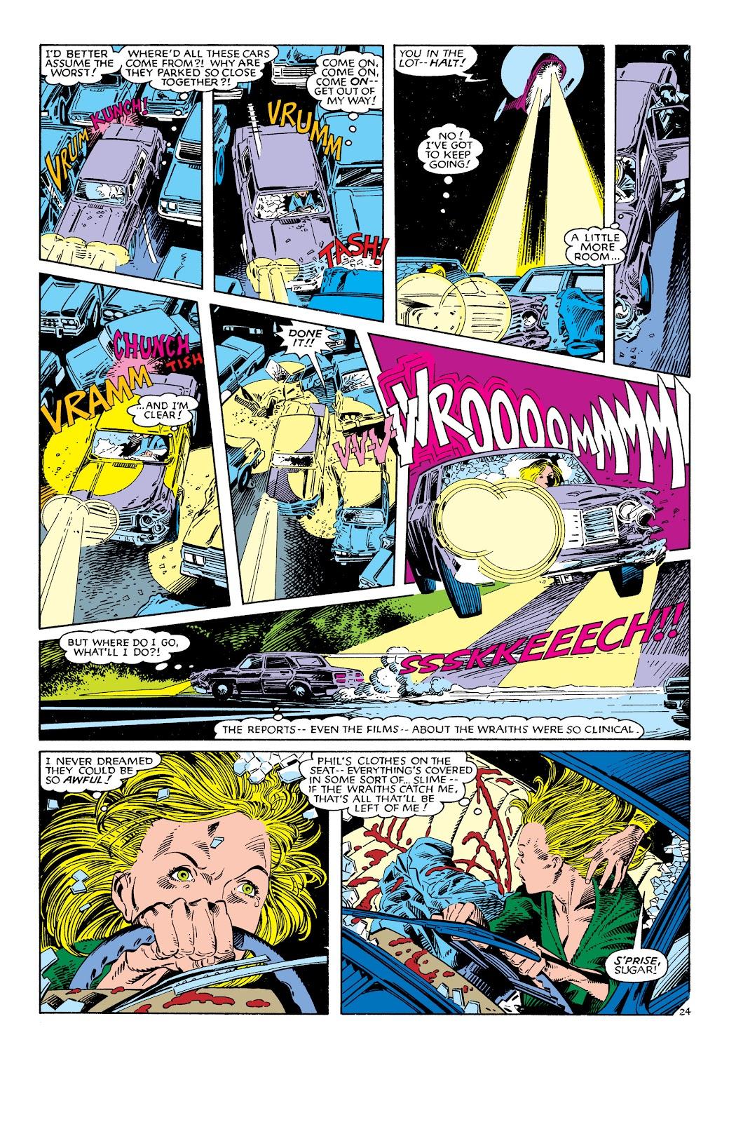 Uncanny X-Men (1963) issue 186 - Page 25