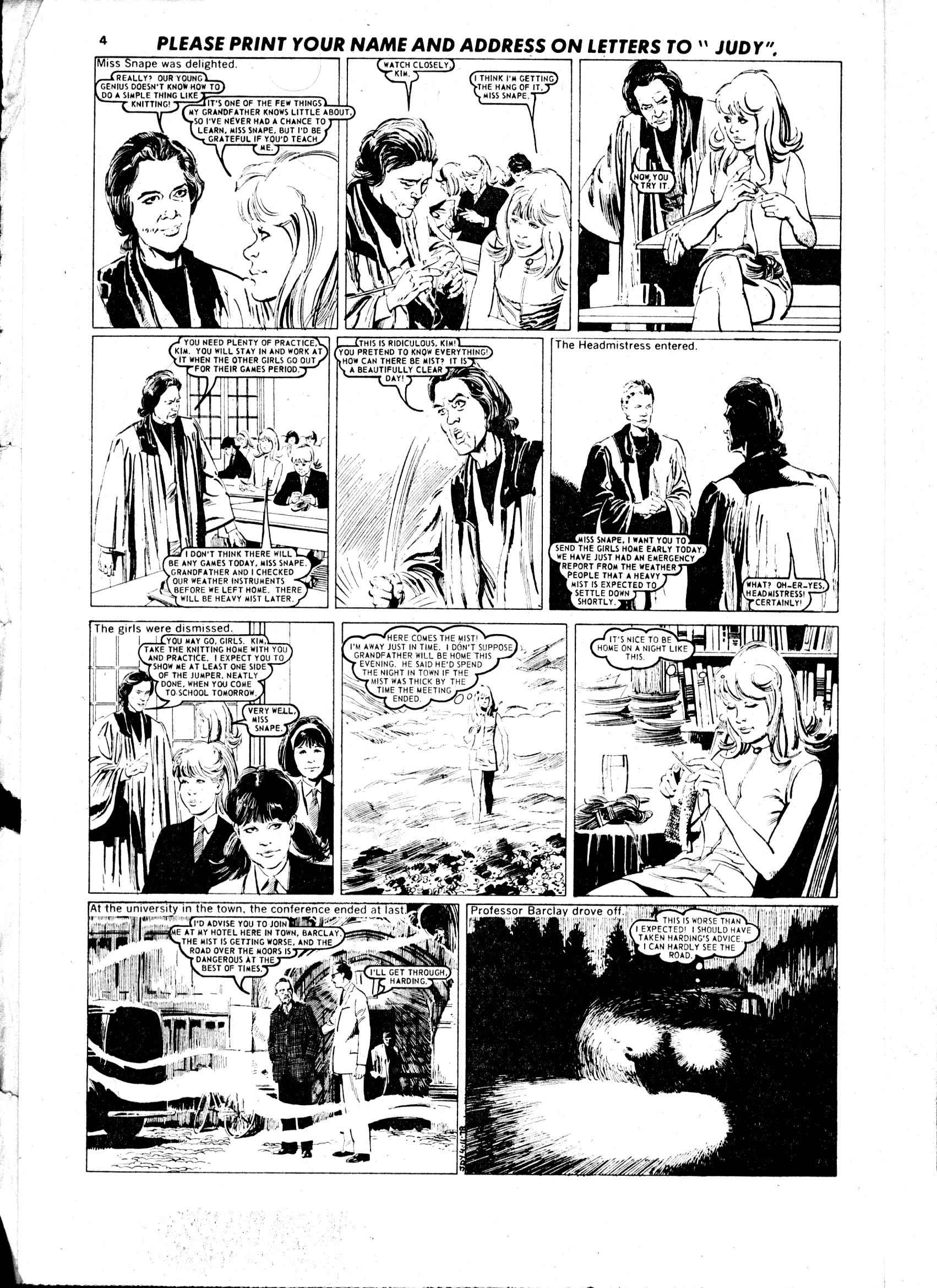 Read online Judy comic -  Issue #982 - 4